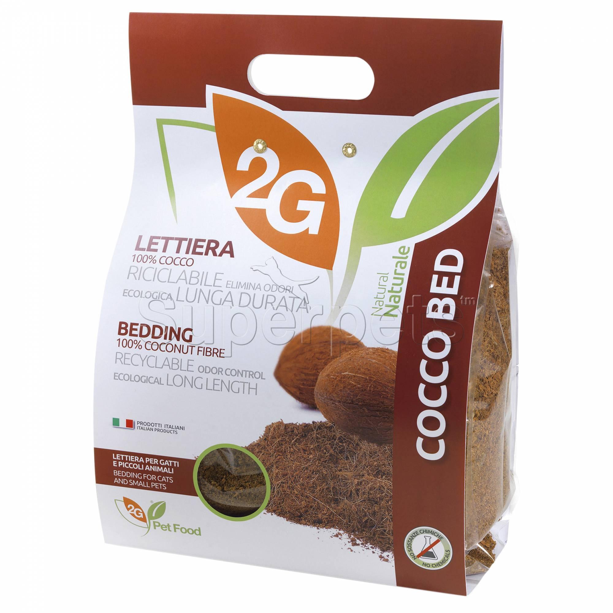 2G Pet Food - Cocco Bed 5L