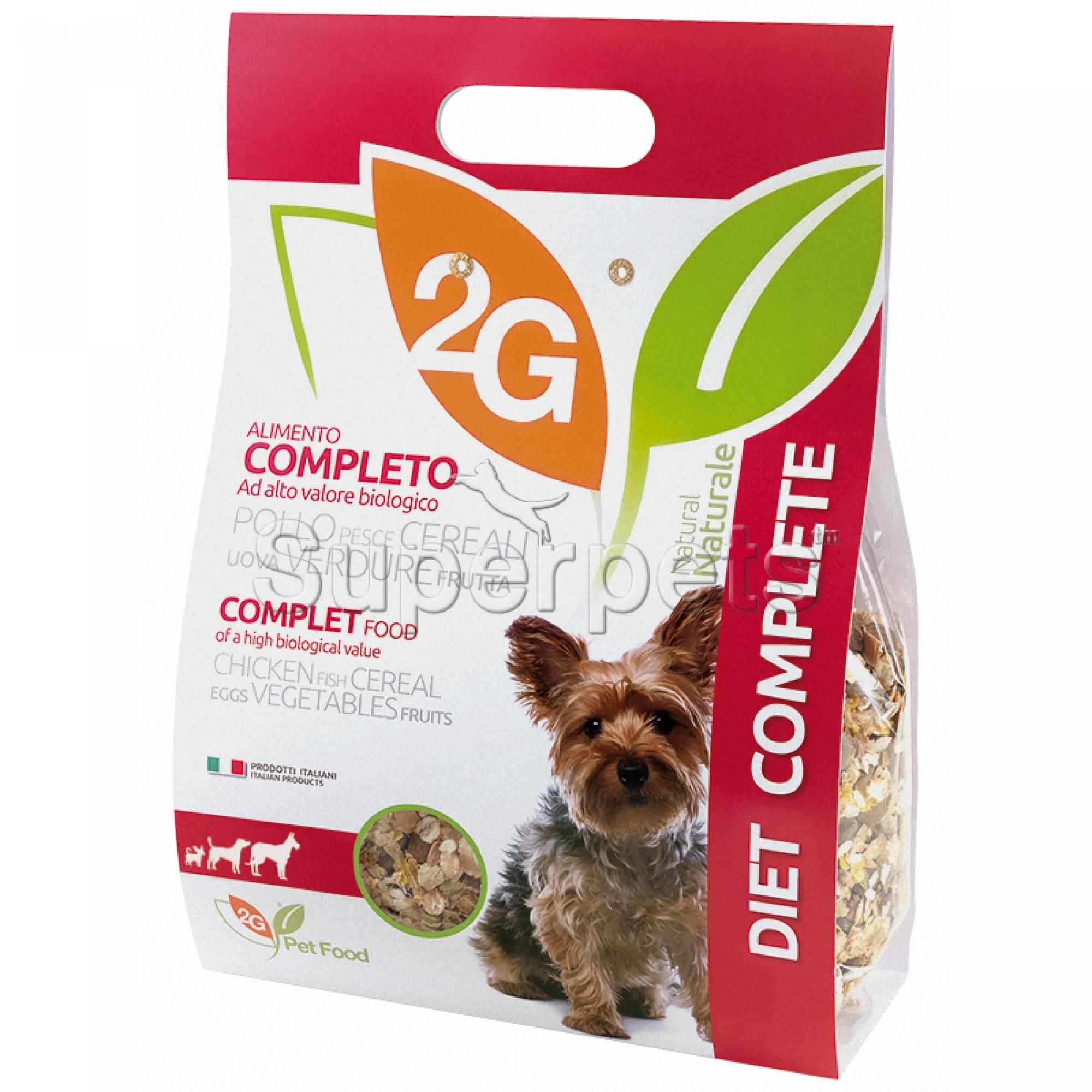 2G Pet Food - Diet Complete 2kg