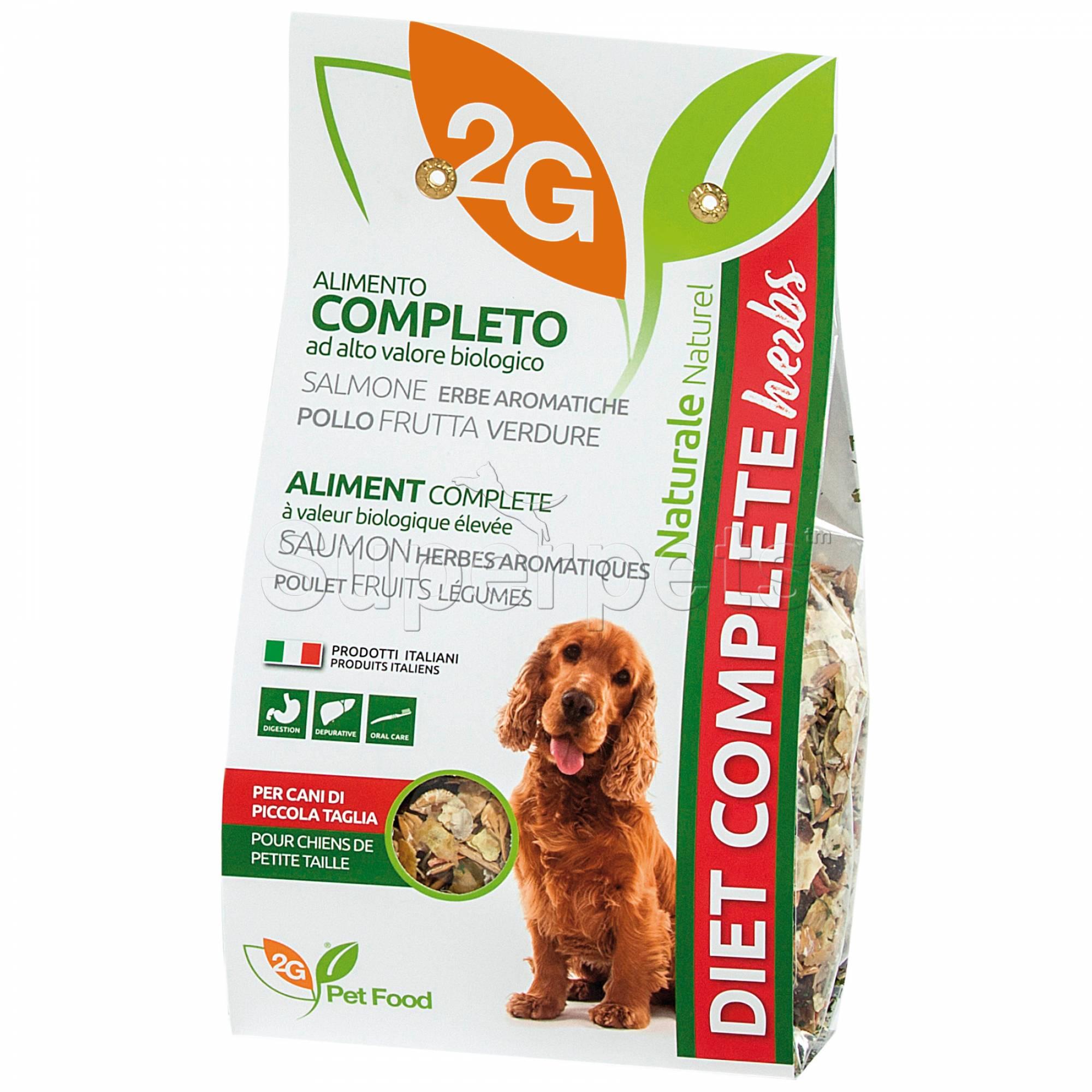 2G Pet Food - Diet Complete Herbs 350g
