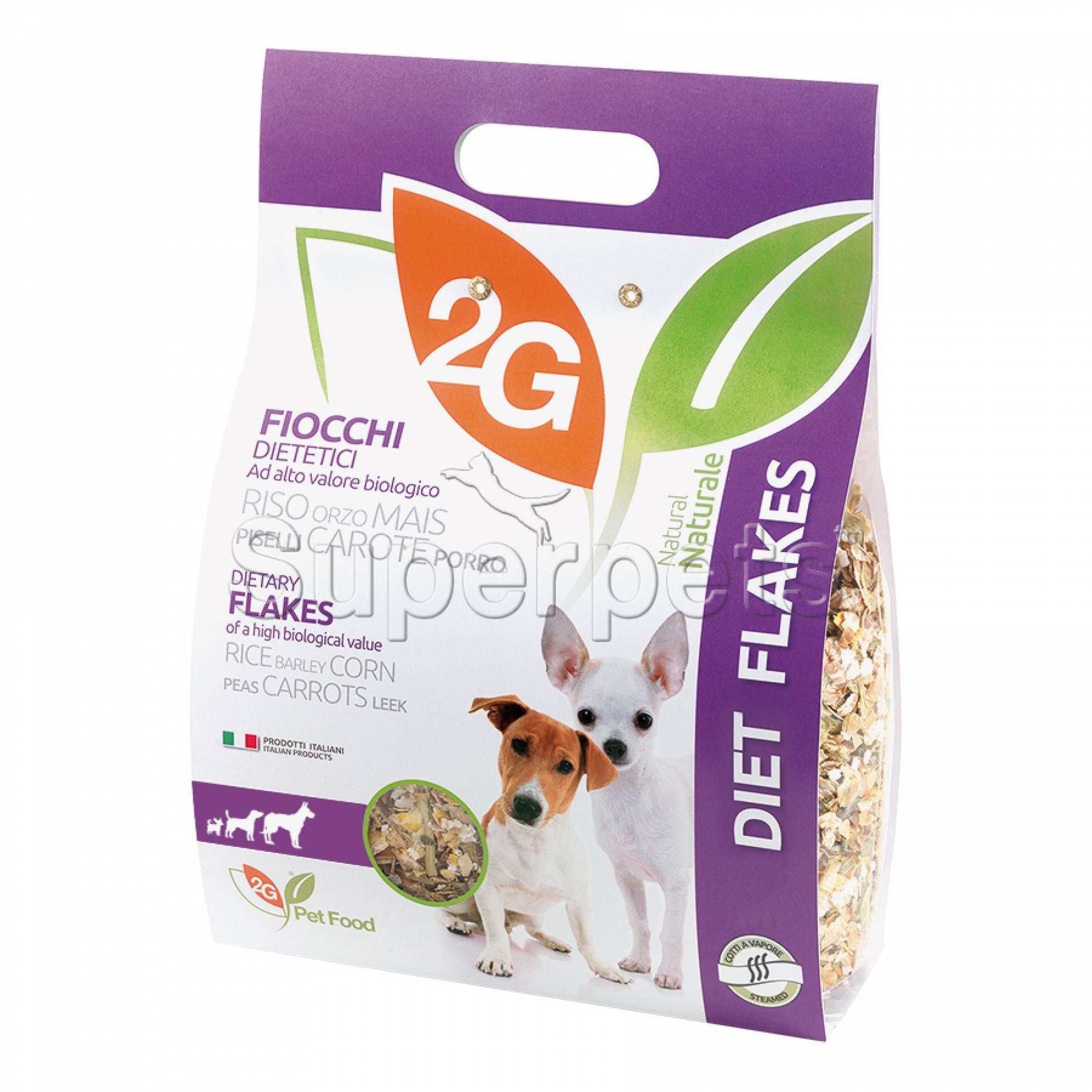 2G Pet Food - Diet Flakes 2kg