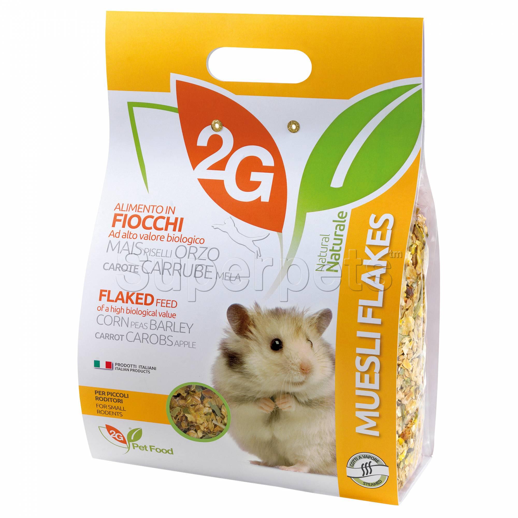 2G Pet Food - Muesli Flakes 2kg