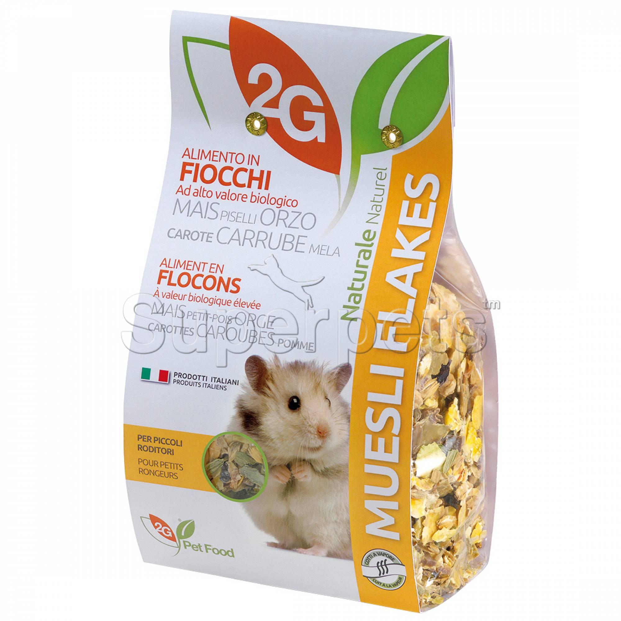 2G Pet Food - Muesli Flakes 350g