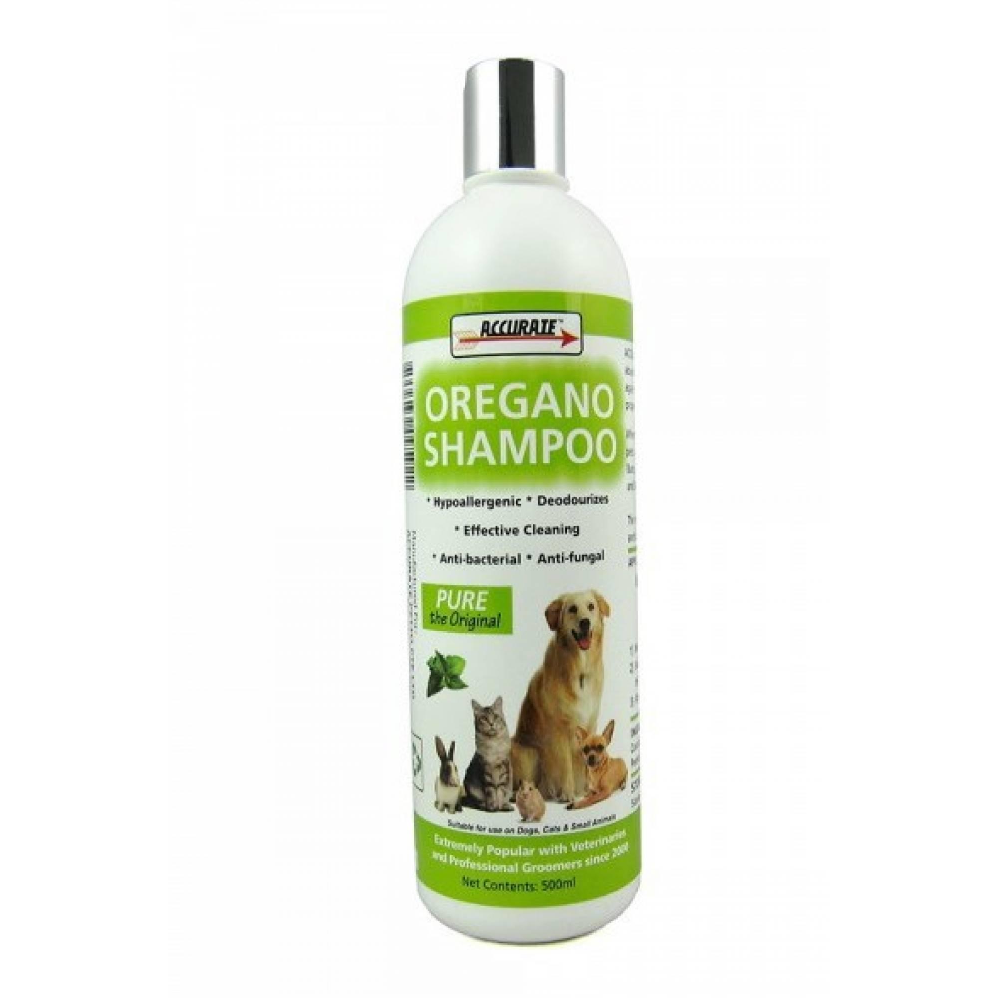 Accurate - Oregano Shampoo 500ml