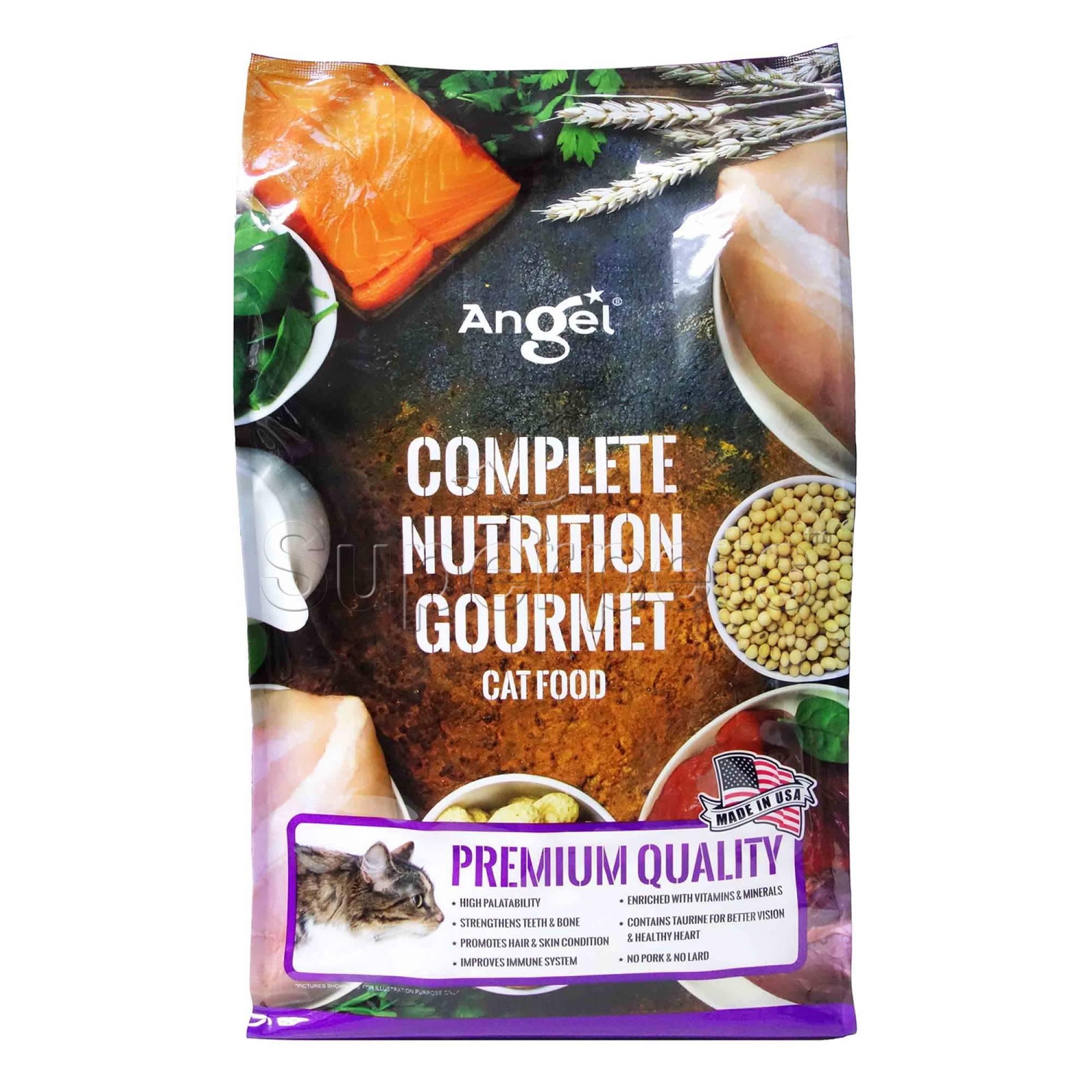 Angel - Complete Nutrition Gourmet Dry Food 4.8kg