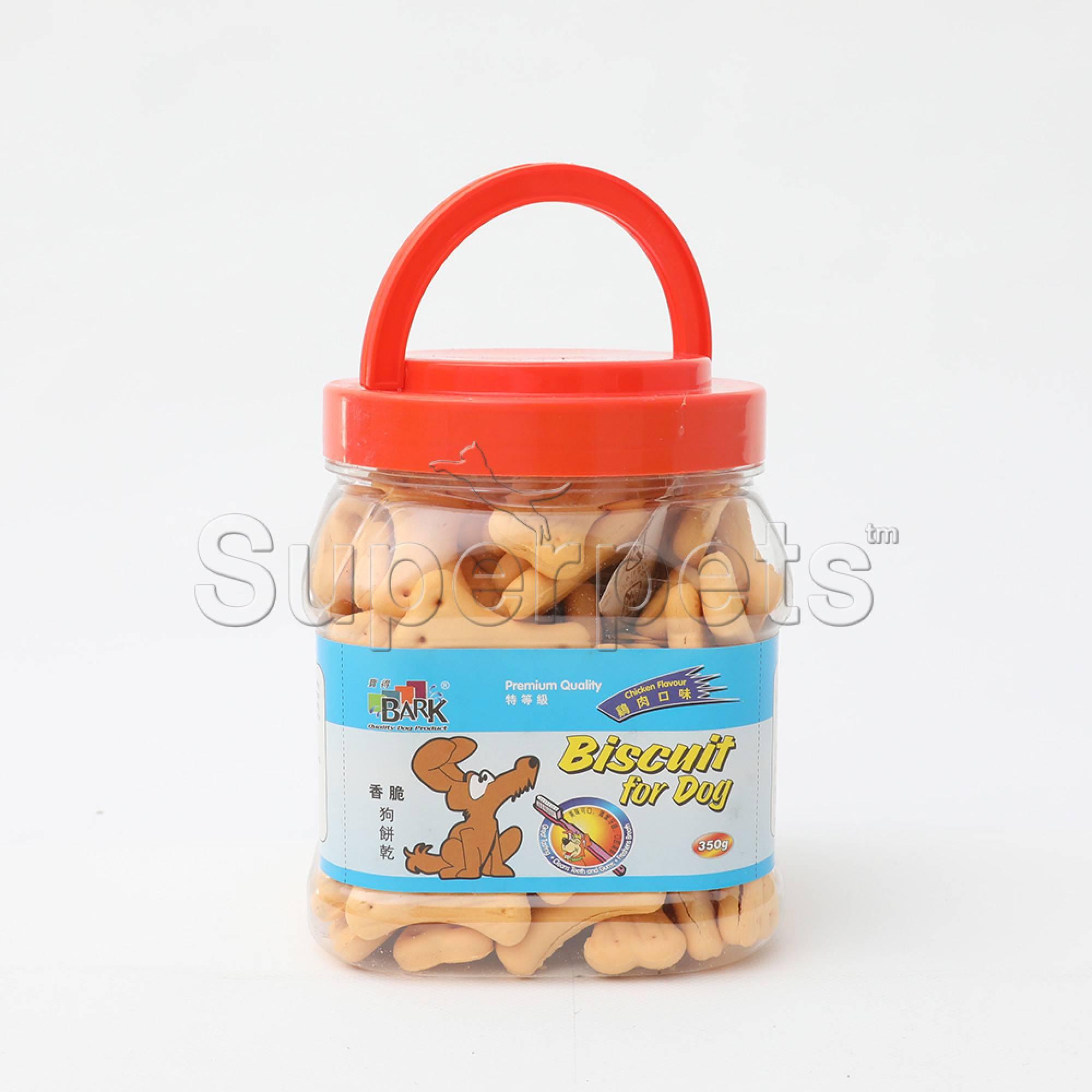 Bark PD329 Chicken Flavour Biscuit 350g