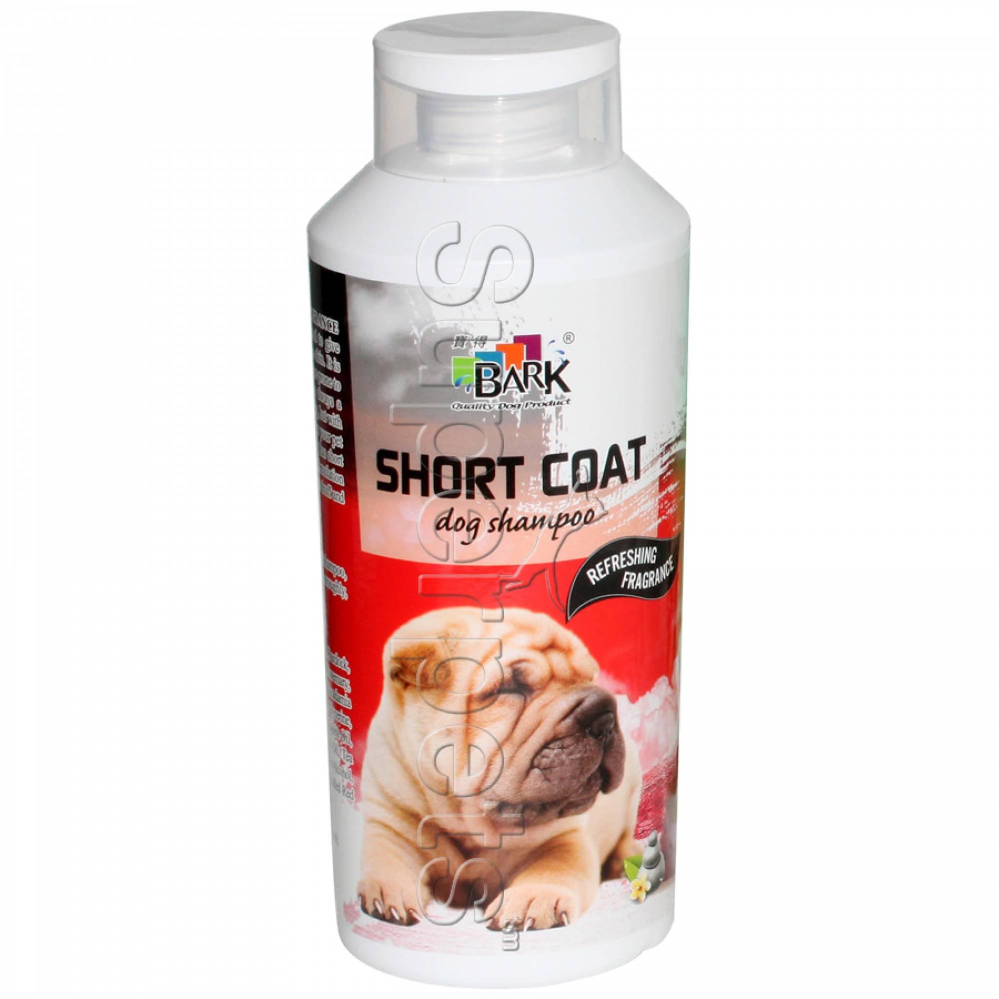 Bark - Dog Shampoo Short Coat 500ml