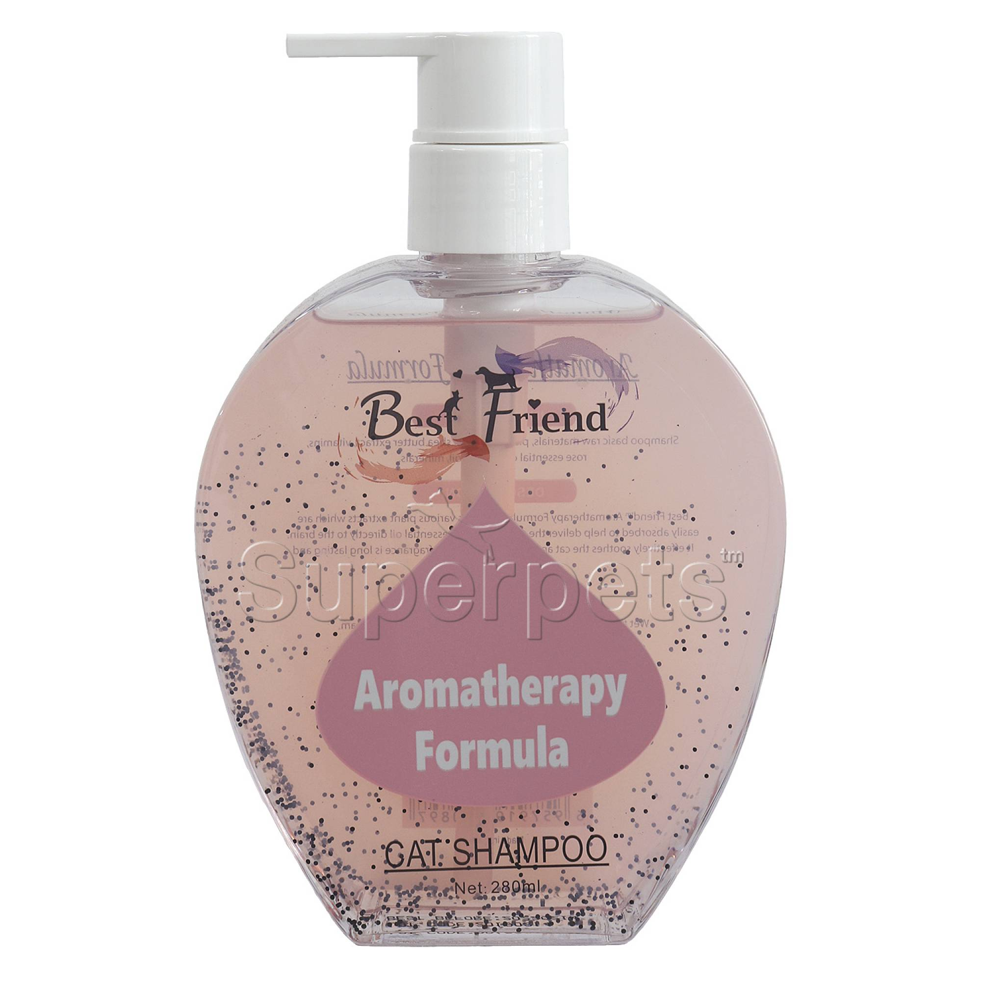 Best Friend Aromatherapy Formula Cat Shampoo 280ml