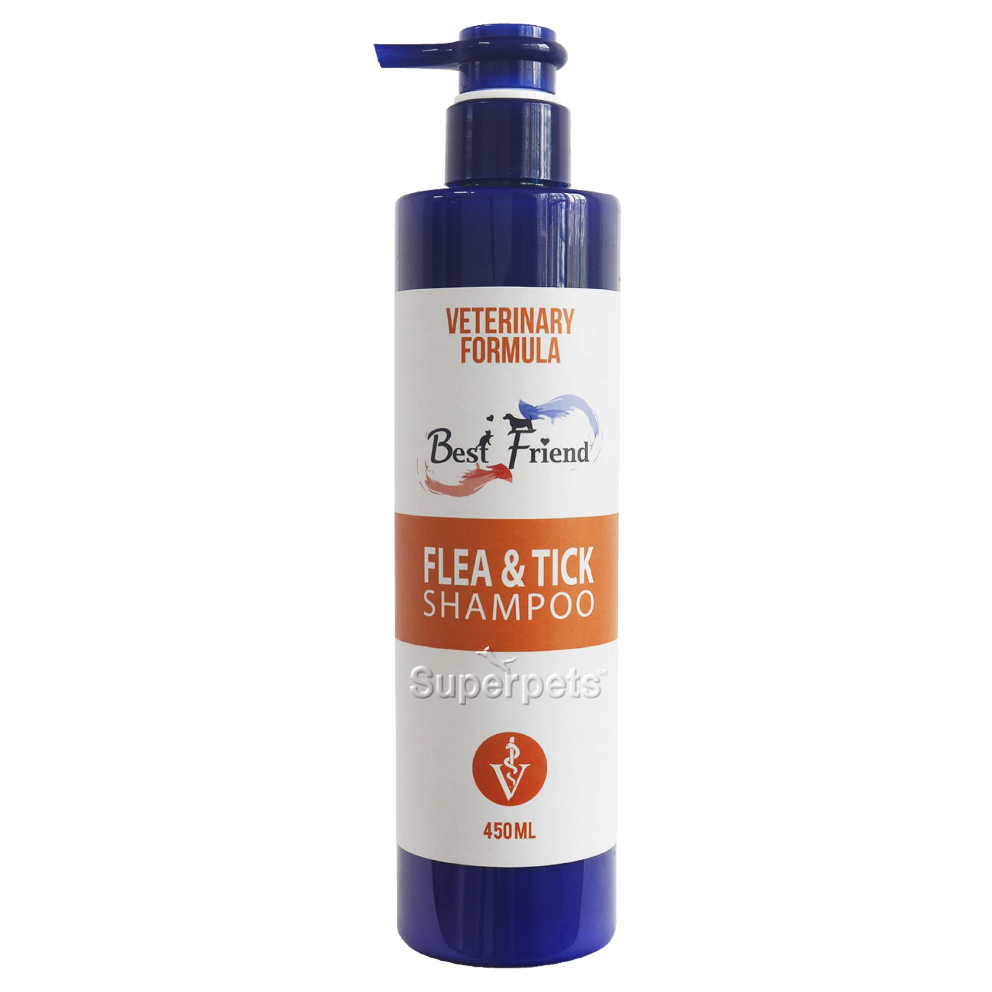 Best Friend Flea & Tick Shampoo 450ml