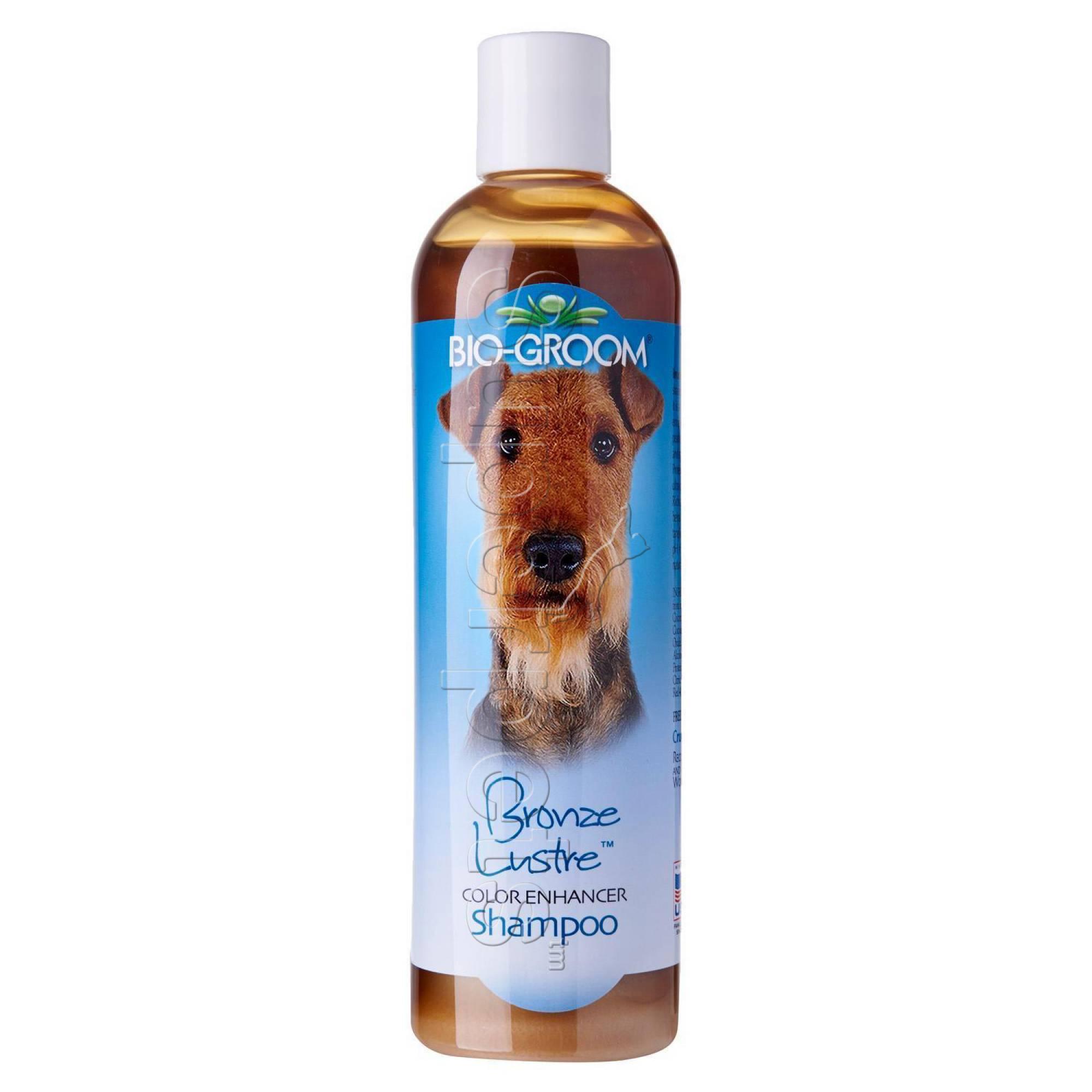 Bio-Groom Bronze Lustre Color Enhancer Shampoo 12oz (355ml)