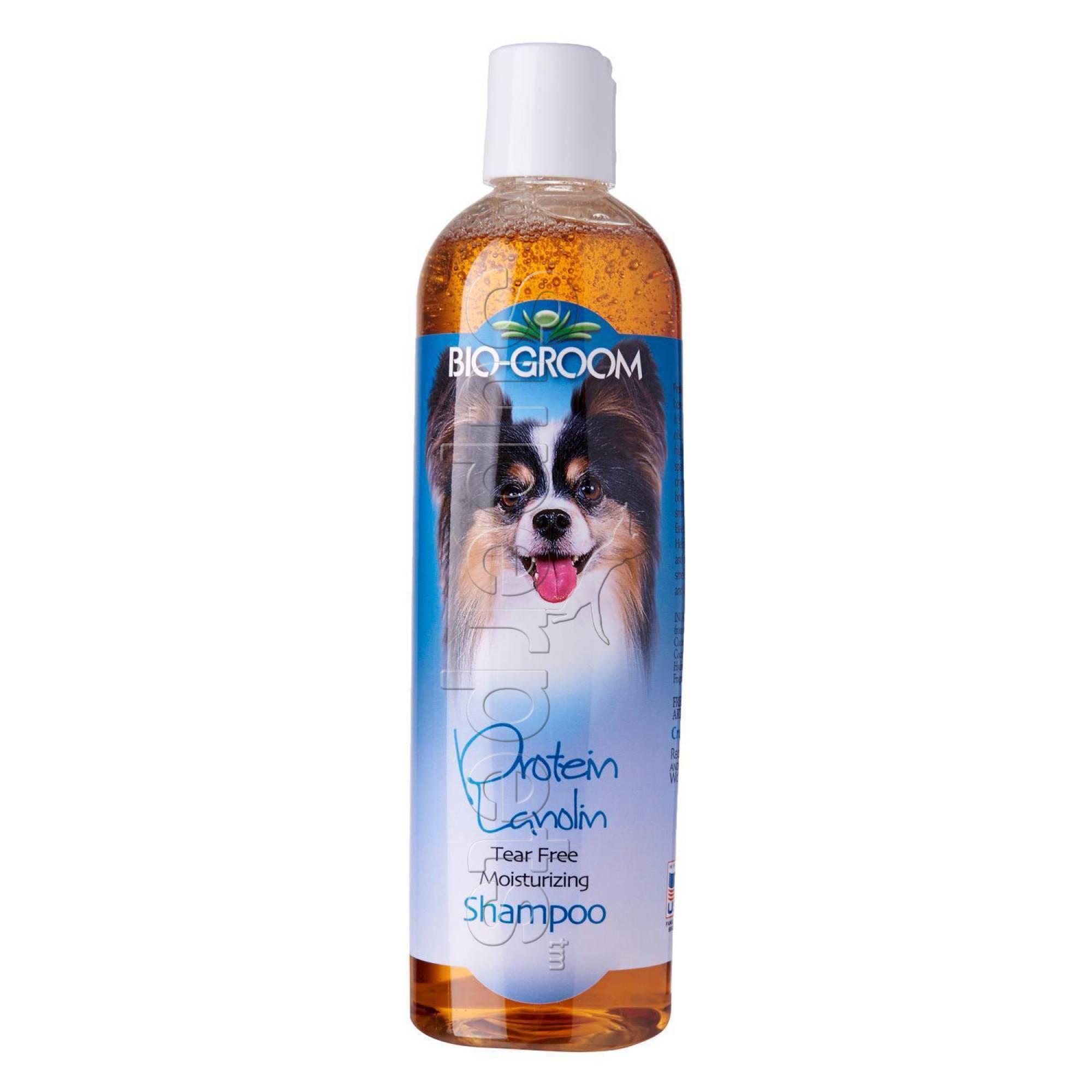 Bio-Groom Protein Lanolin Tear-Free Moisturizing Shampoo 12oz (355ml)