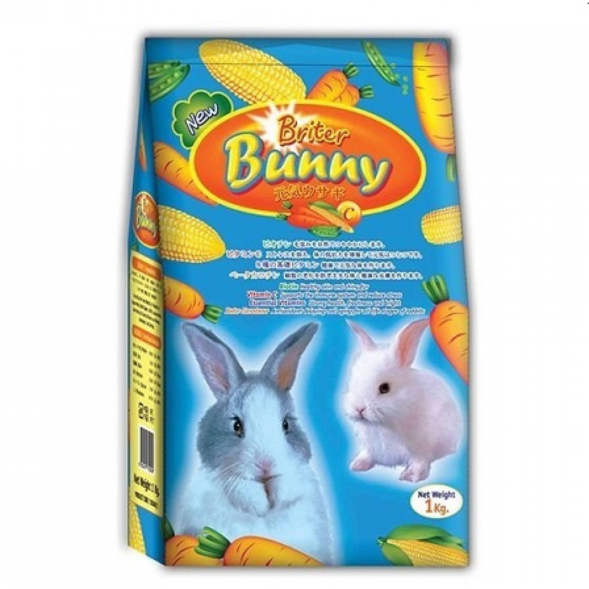Briter Bunny Rabbit Food 1kg