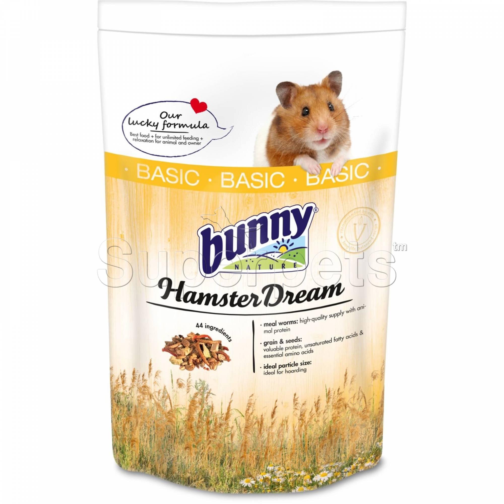 Bunny Nature Dwarf Hamster Dream Basic 600g (BN25921)