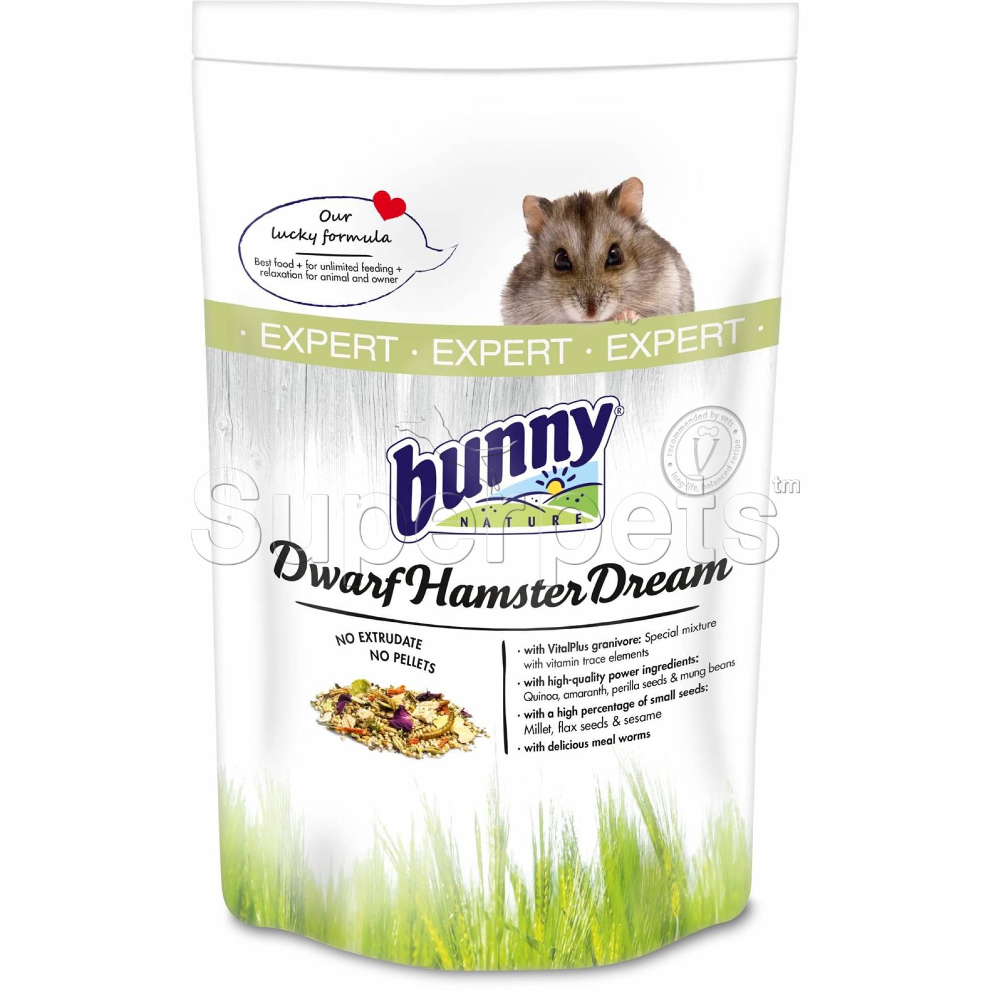 Bunny Nature Hamster Dream Expert 500g (BN25822)