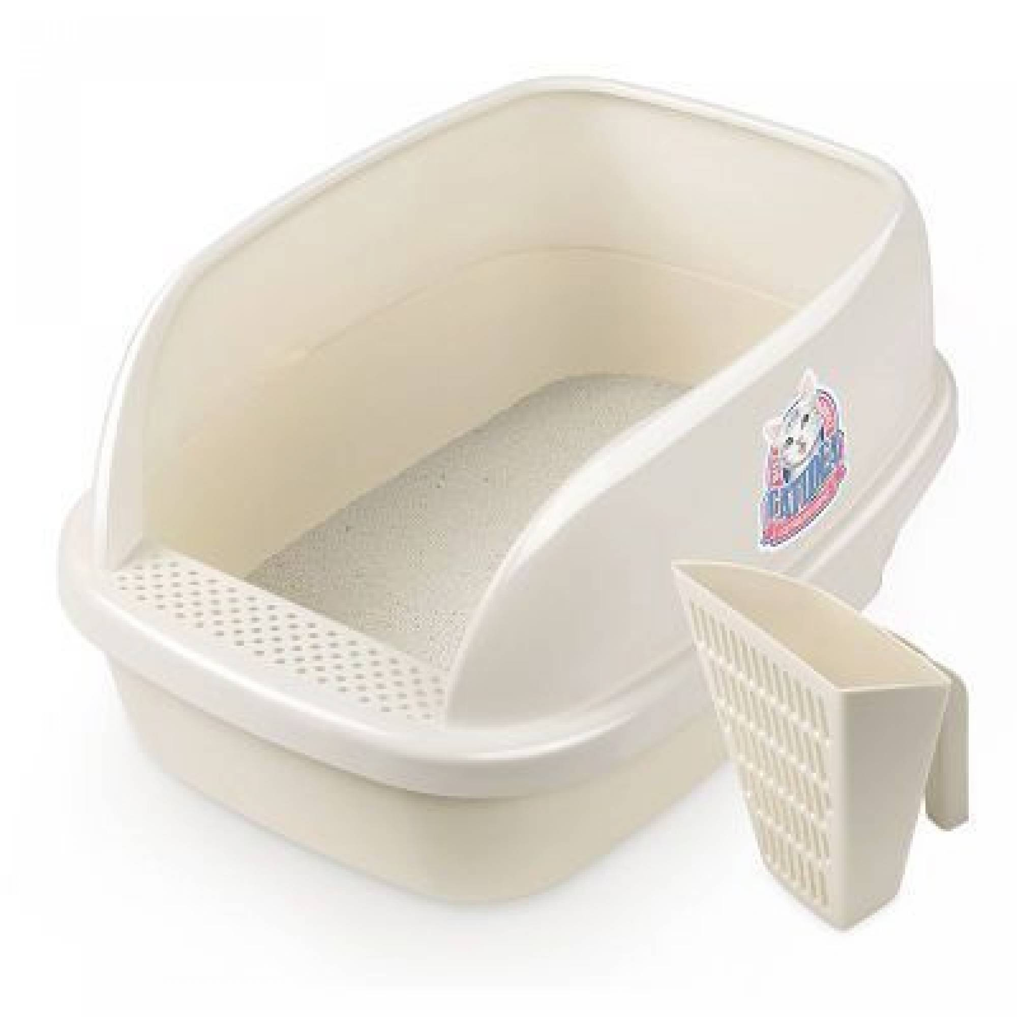 CATIDEA - CL211 Cat Litter XL Bread Cream with Scoop
