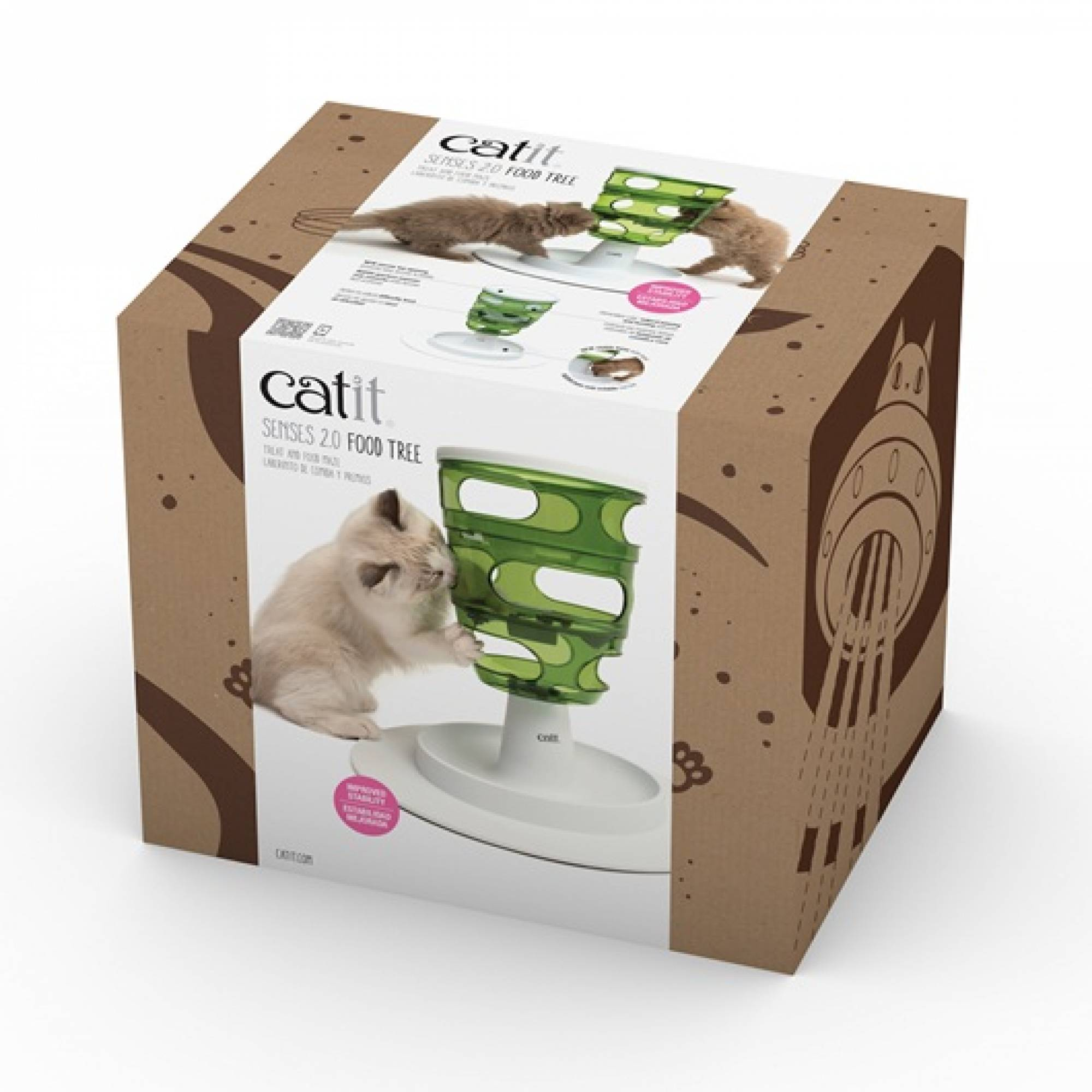 Catit 43151W Senses 2.0 Food Tree