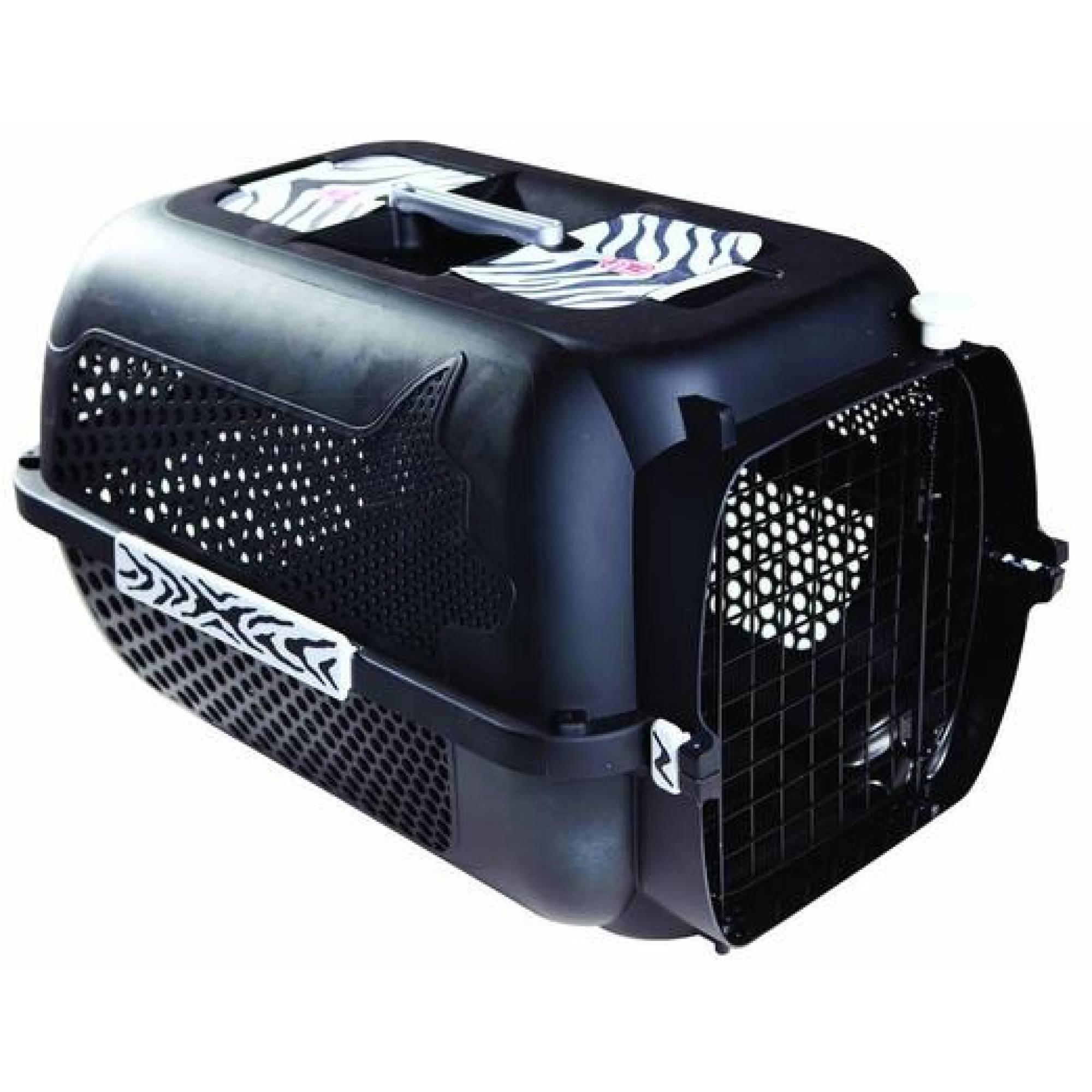 Catit Voyageur 100 Black Tiger Accents