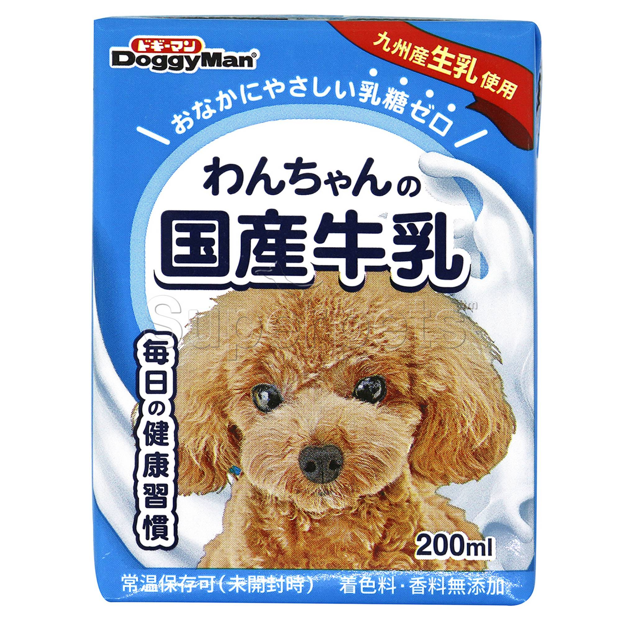 DoggyMan - DM5217 Milk for Dog 200ml