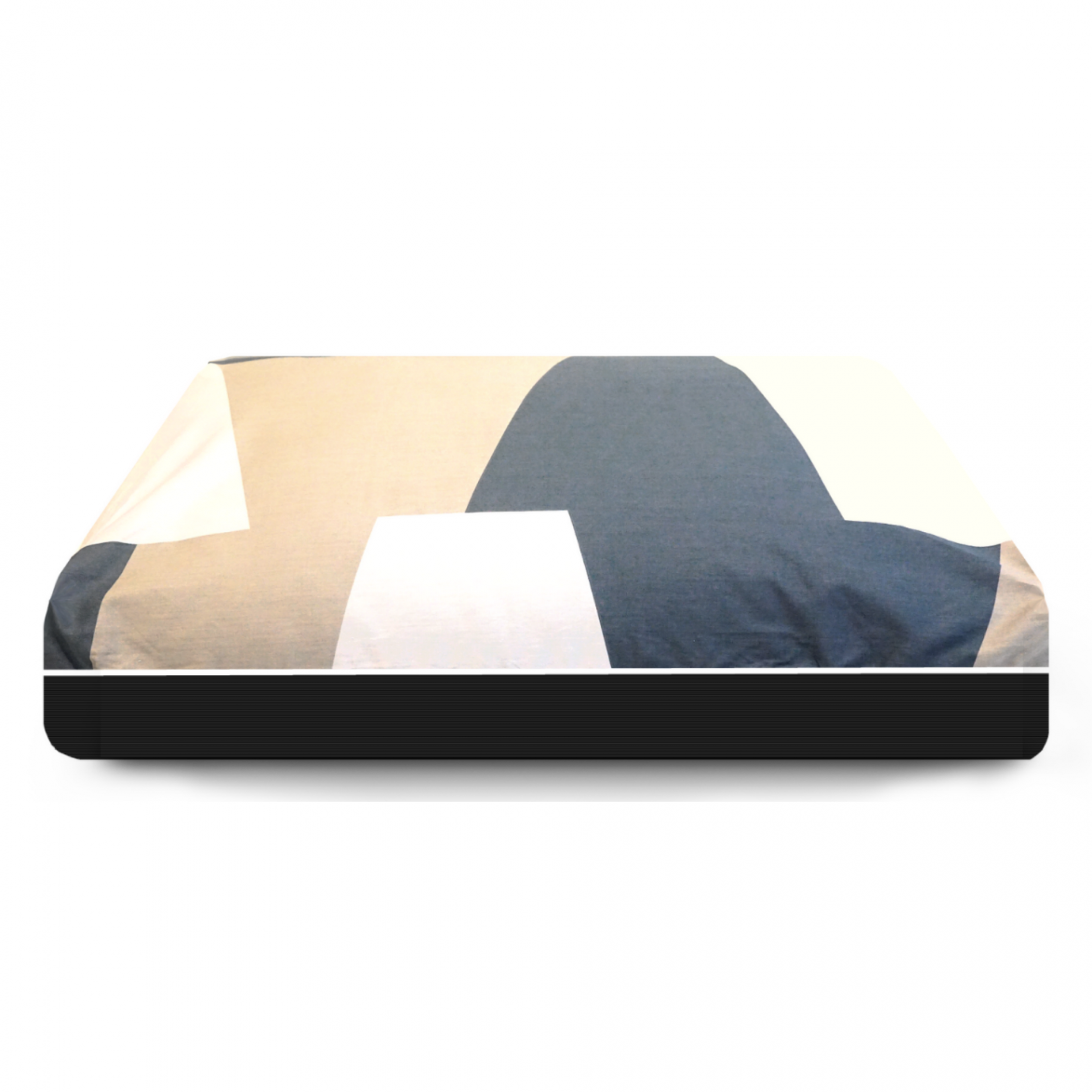 Dreamcastle Dog Bed - Classic Abstract