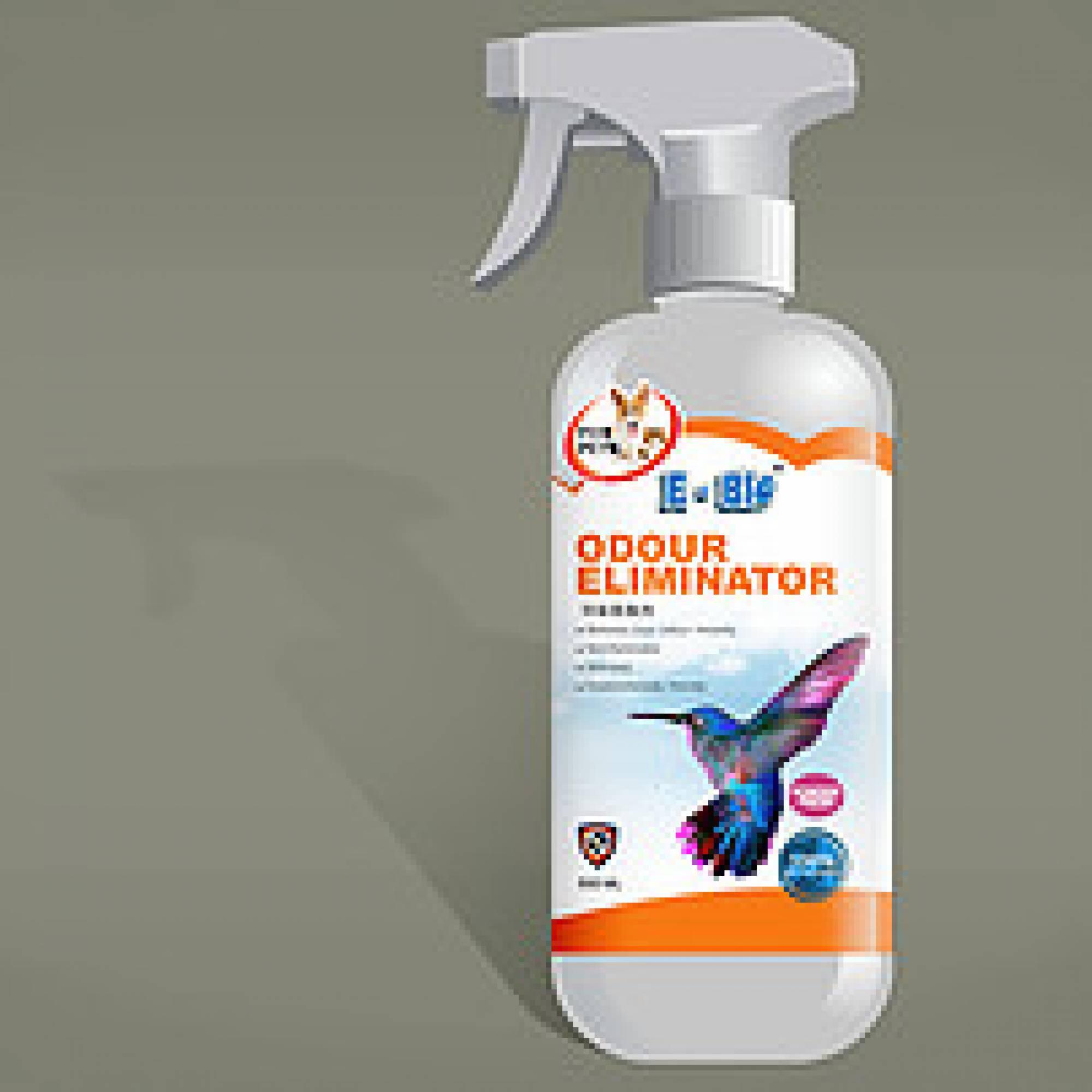 E-Bio Odour Eliminator (Powder Fresh) 500ml
