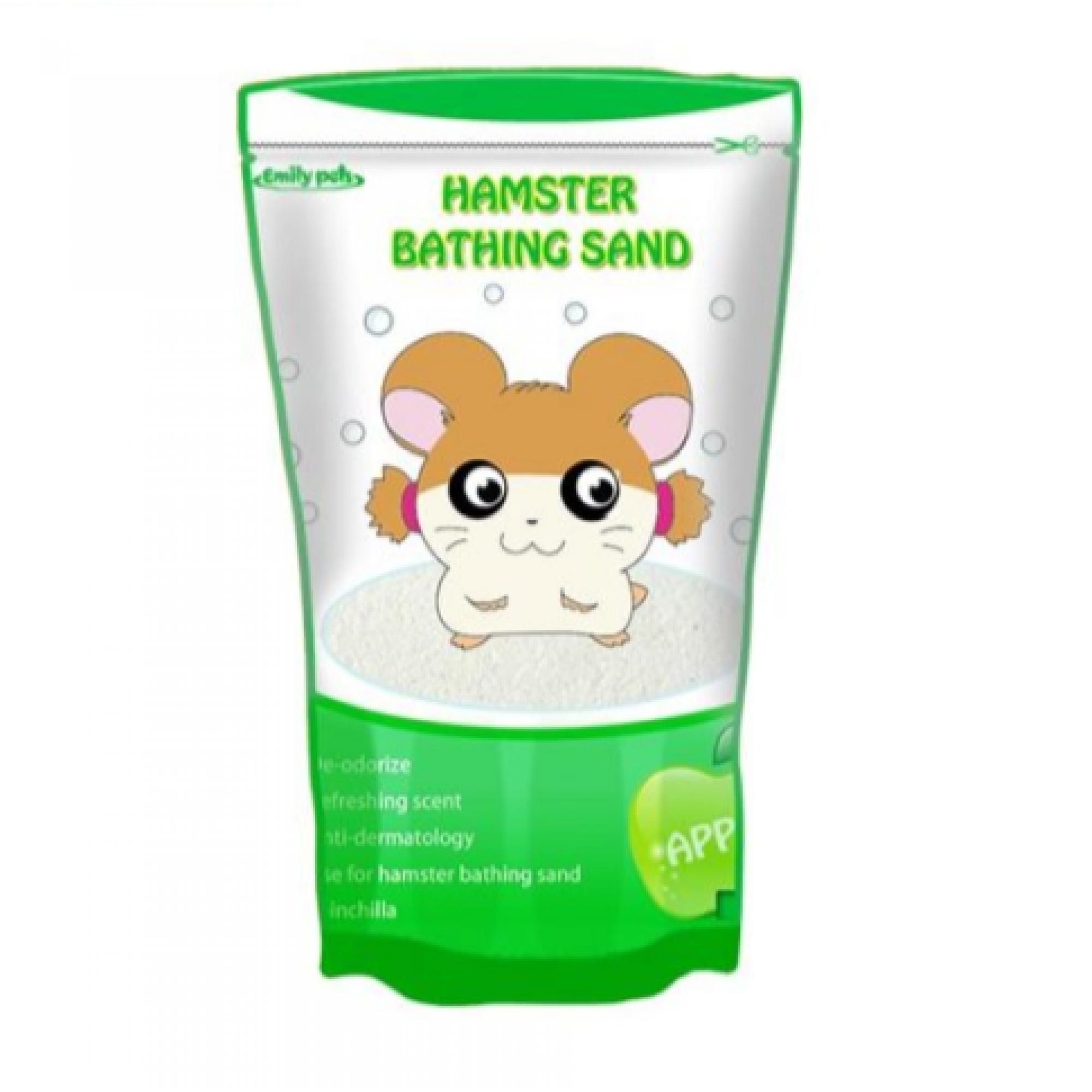 Emily Pets Hamster Bathing Sand Apple 1kg