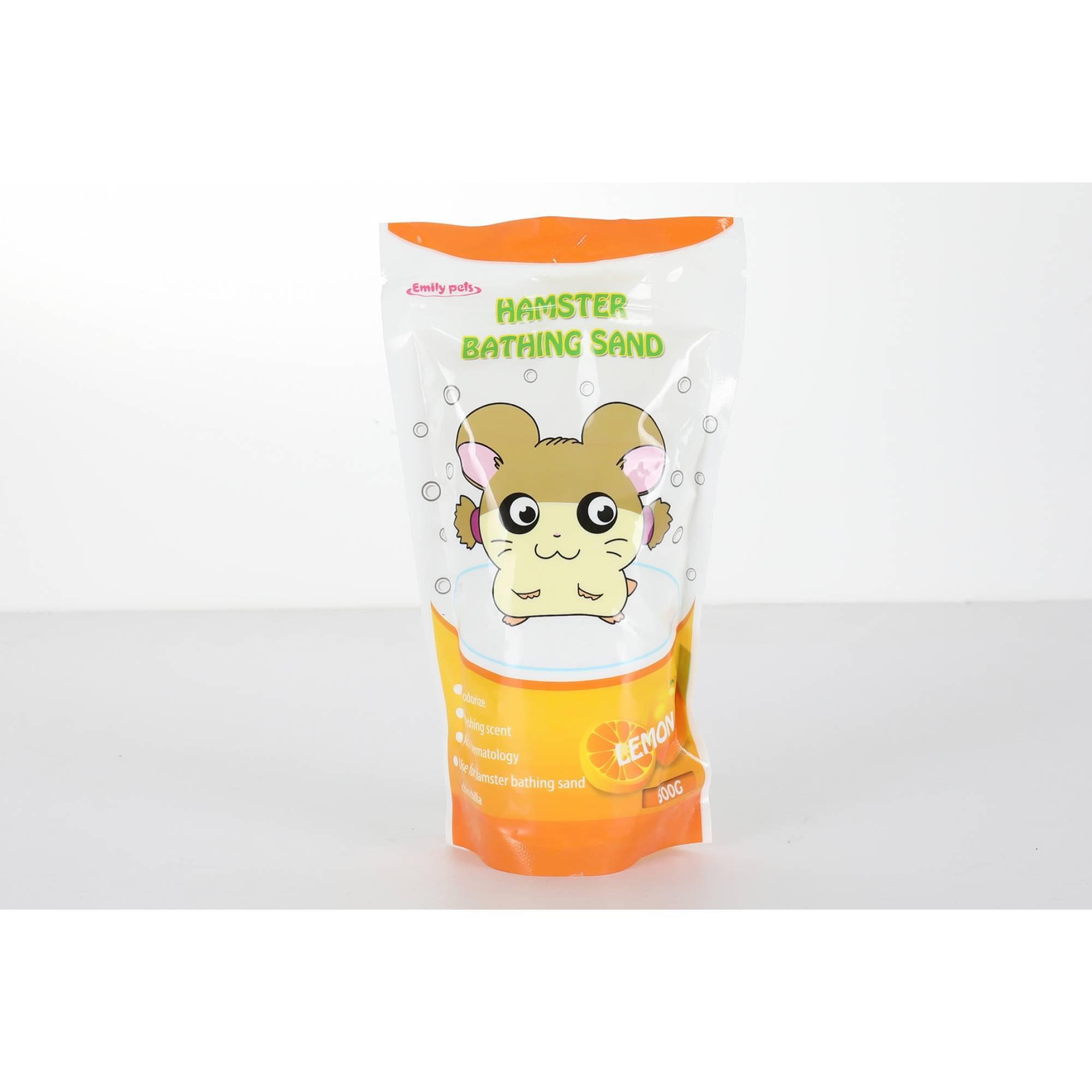 Emily Pets Hamster Bathing Sand Lemon 500g