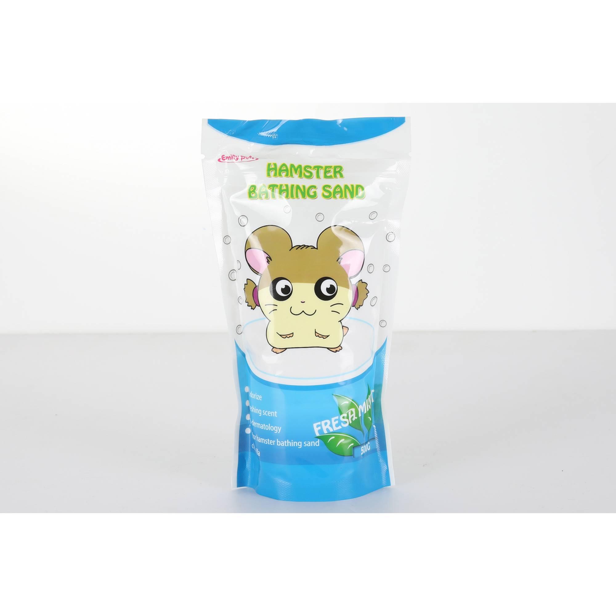 Emily Pets Hamster Bathing Sand Mint 500g