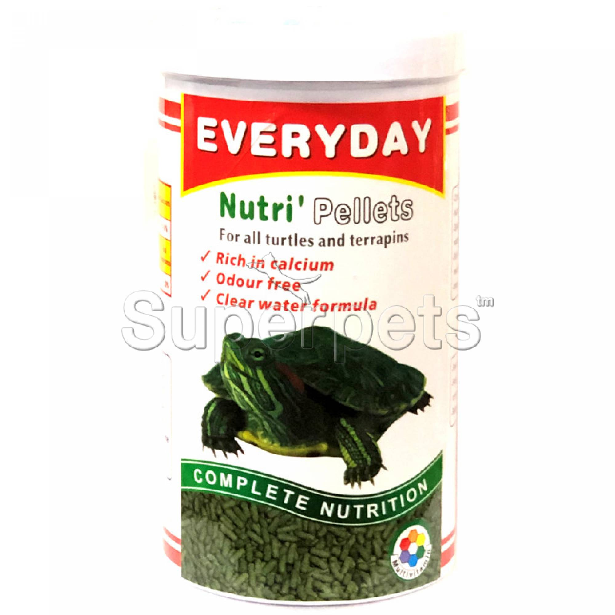 Everyday Turtle Pellets 85g (FF002)