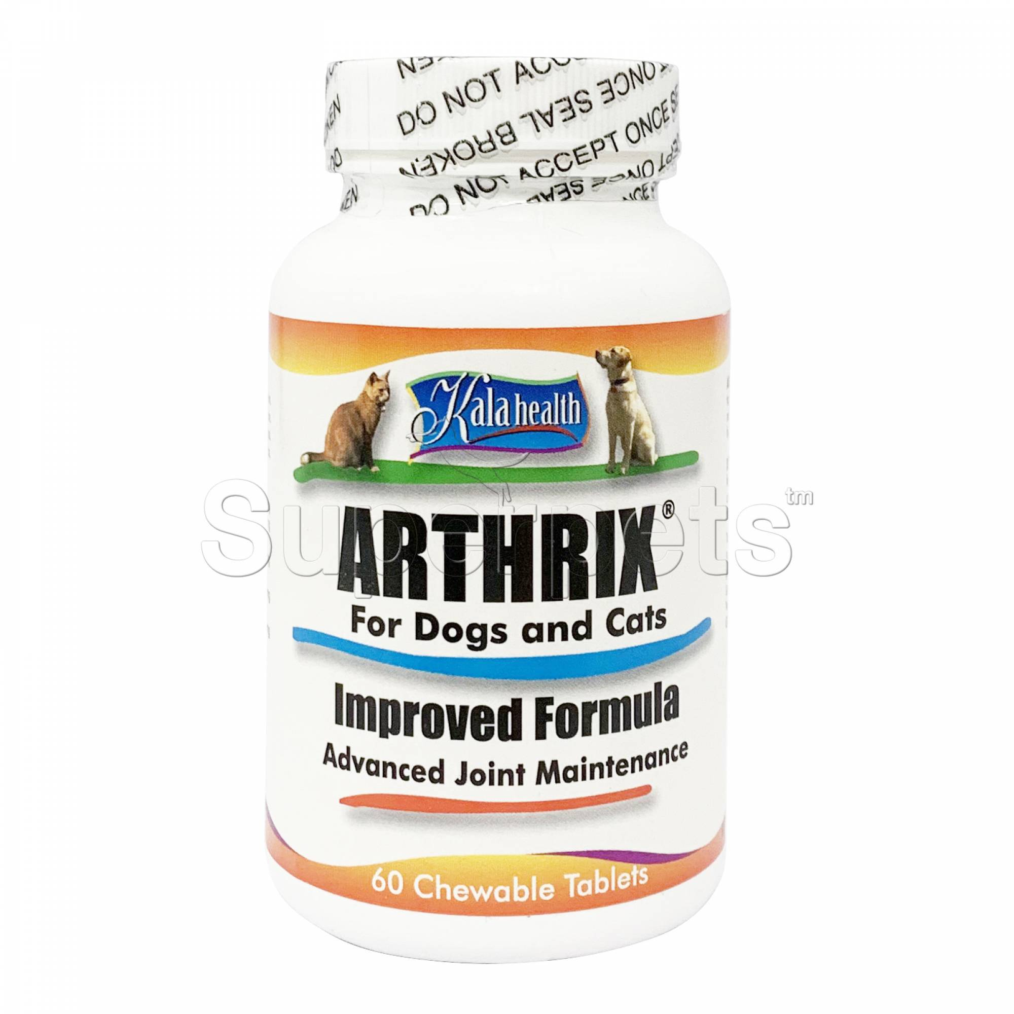 Kala Health - Arthrix for Dogs and Cats 60 Tablets