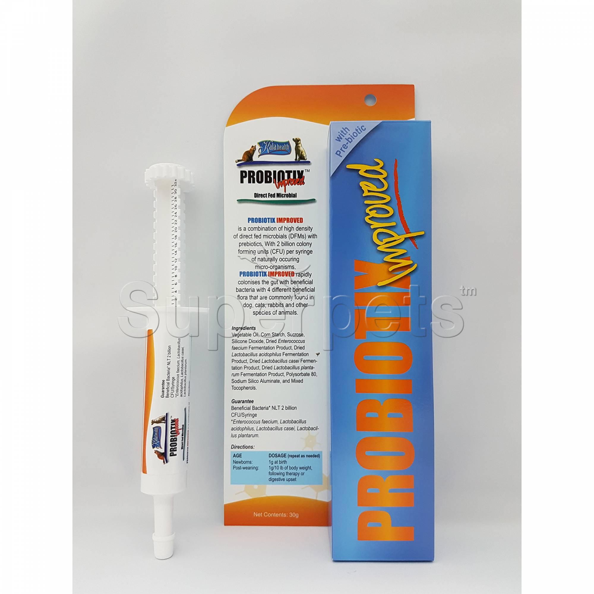 Kala Health - Probiotix Improved 30g