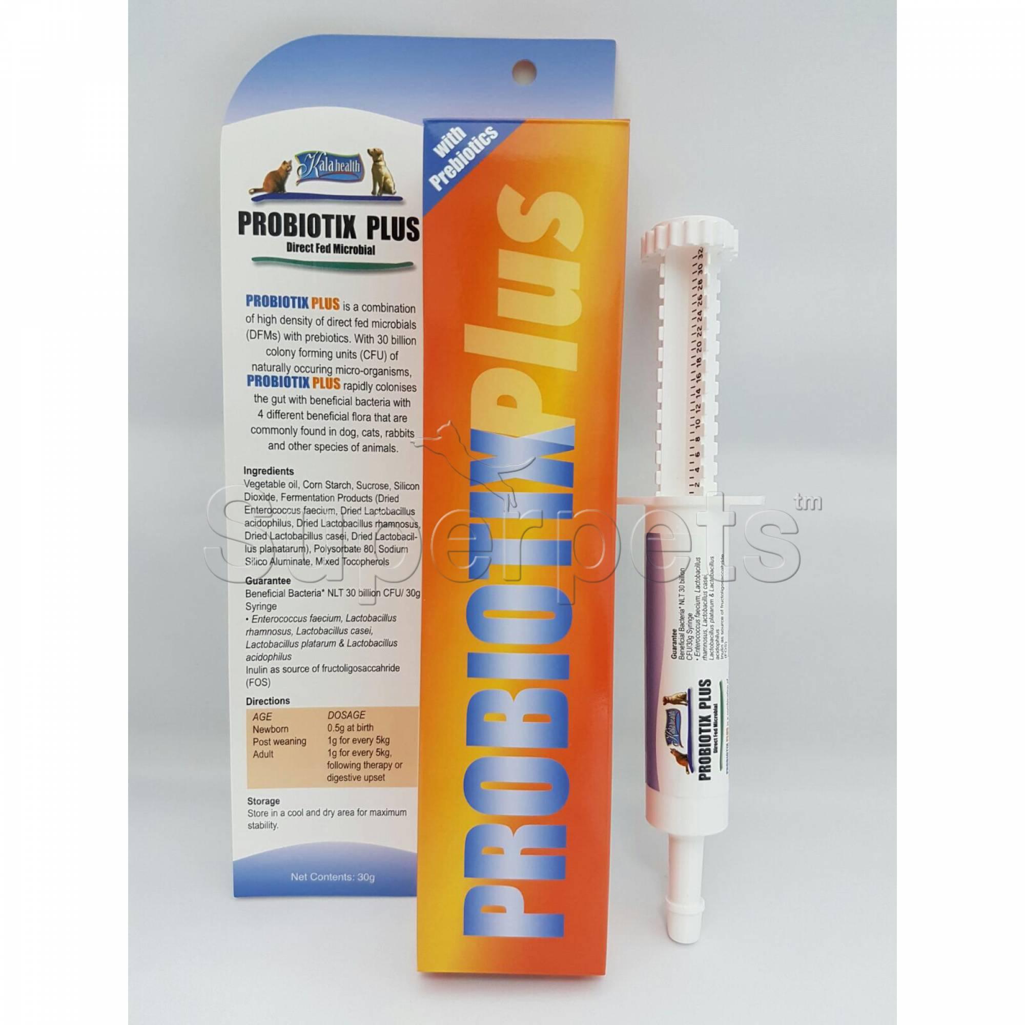 Kala Health - Probiotix Plus 30g