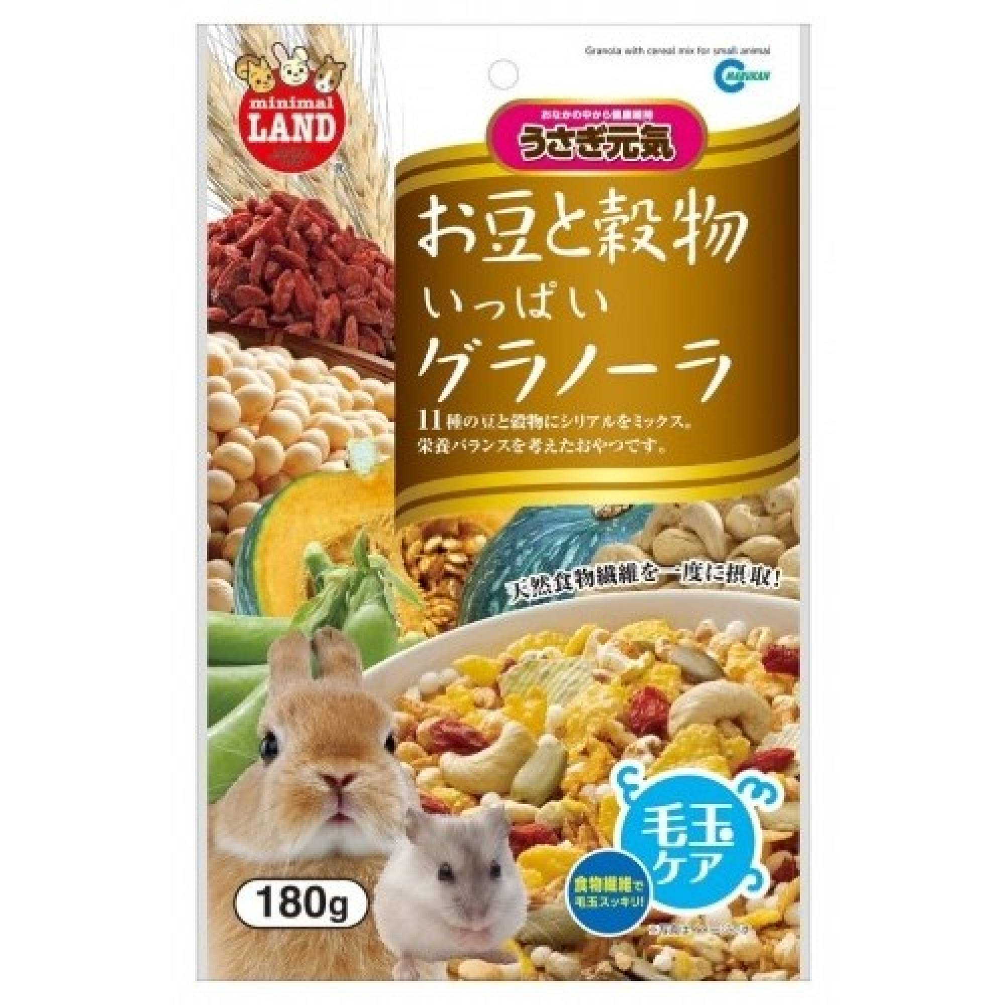 Marukan ML08 - Granola Cereal Mix 180g