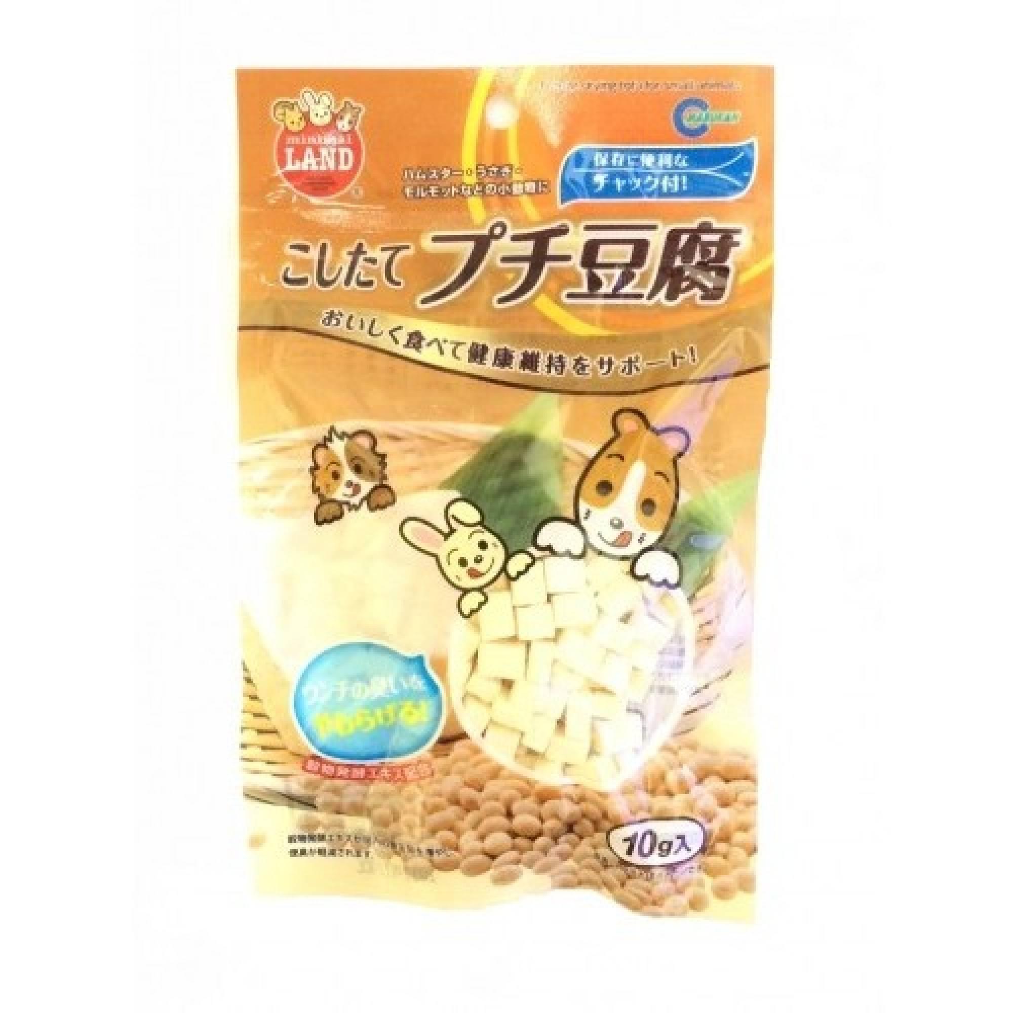Marukan MR826 - Freeze Dried Tofu For Small Animals 10g