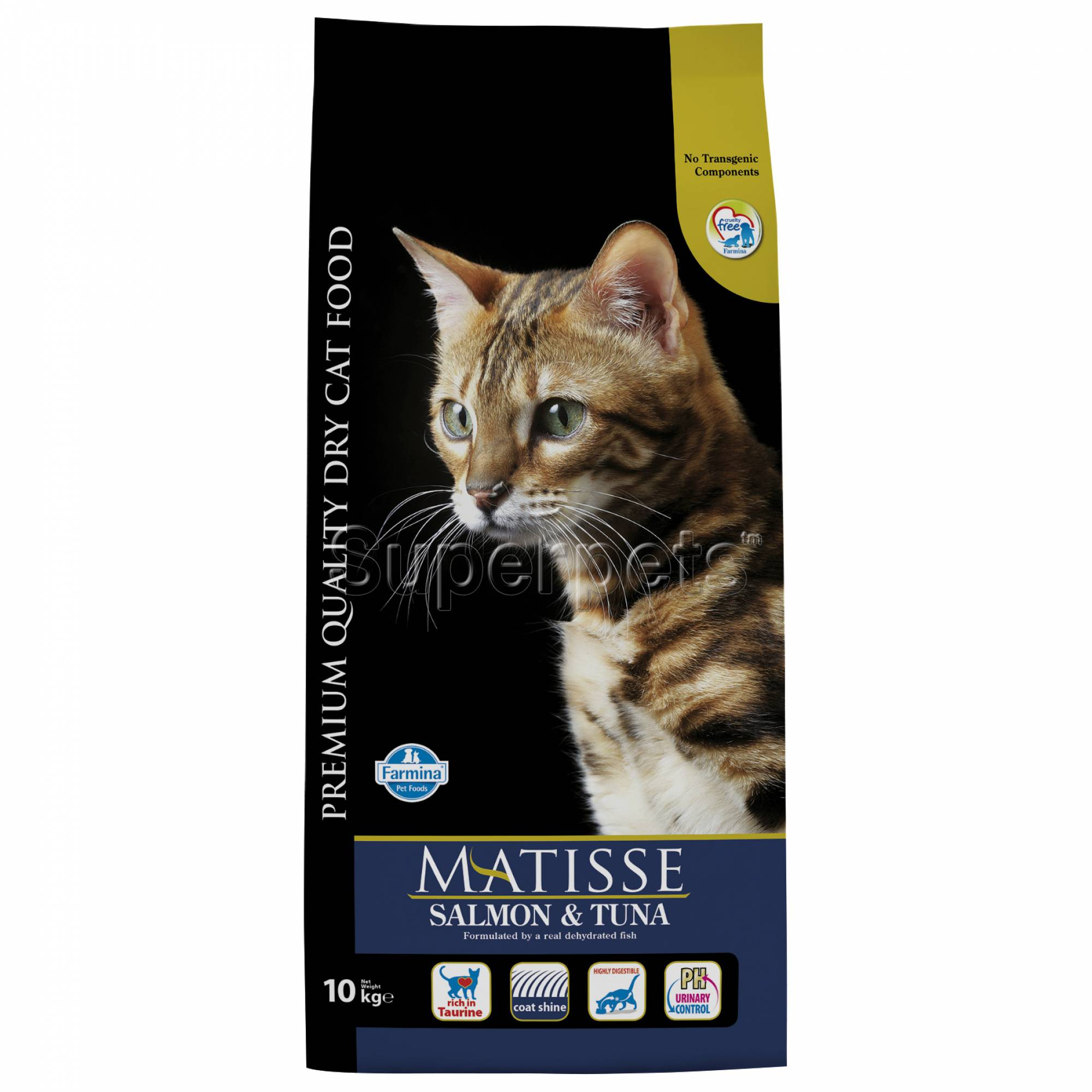Matisse - Feline Adult - Salmon & Tuna 10kg