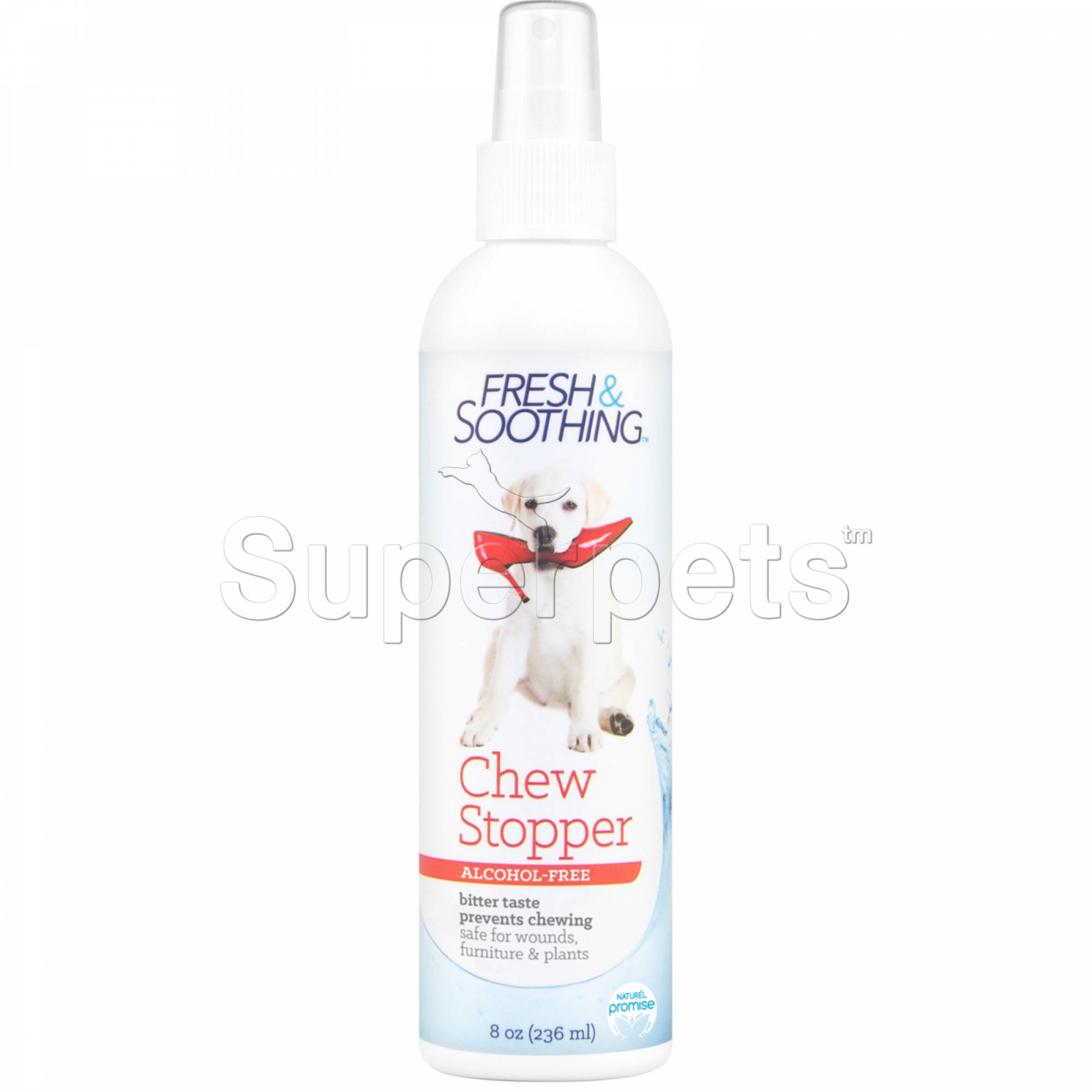 Naturel Promise Fresh & Soothing Chew Stopper 8oz (236ml)