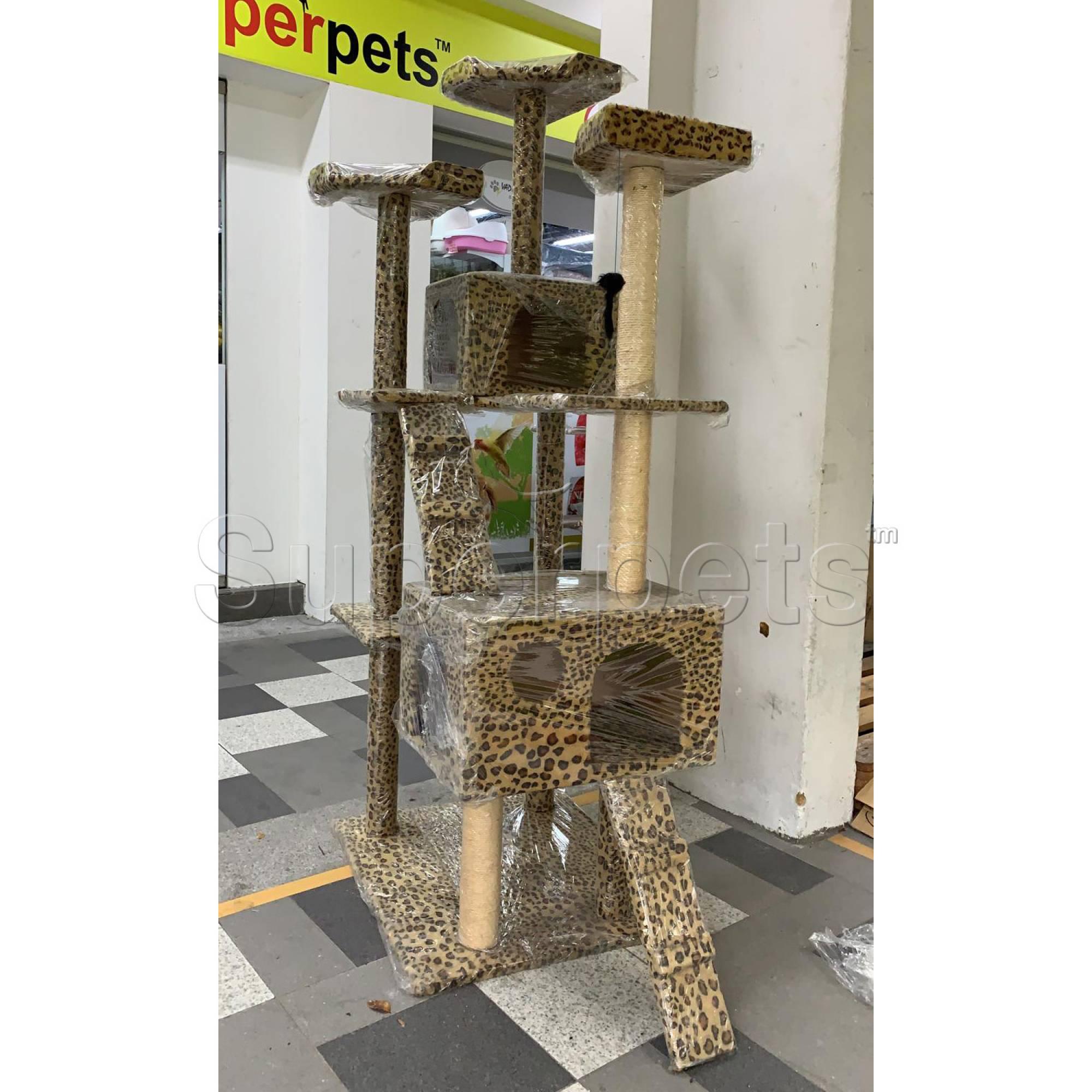 OPSP1183 Cat Condo 70x60x182cm (ASIS)