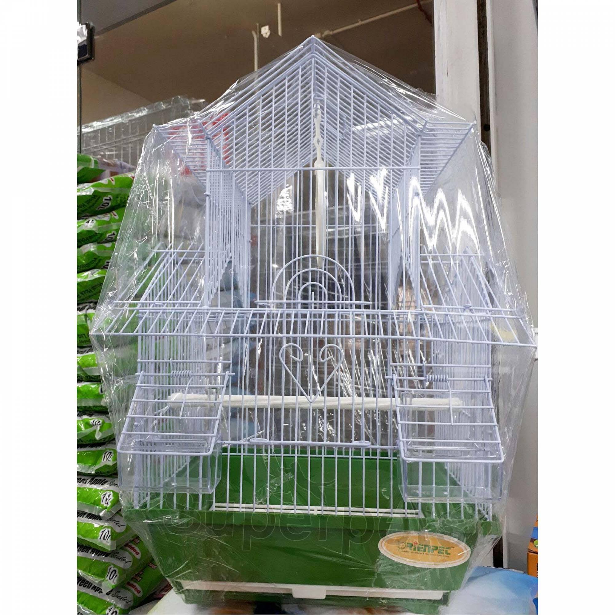 OPSP39022 Bird Cage - Green