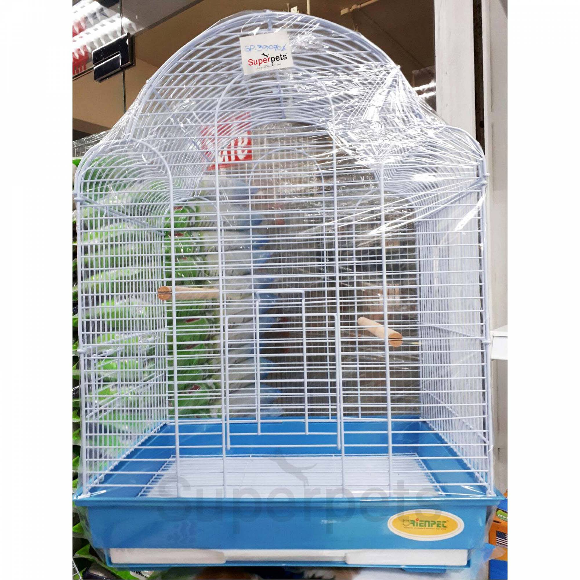 OPSP39070A Bird Cage - Blue