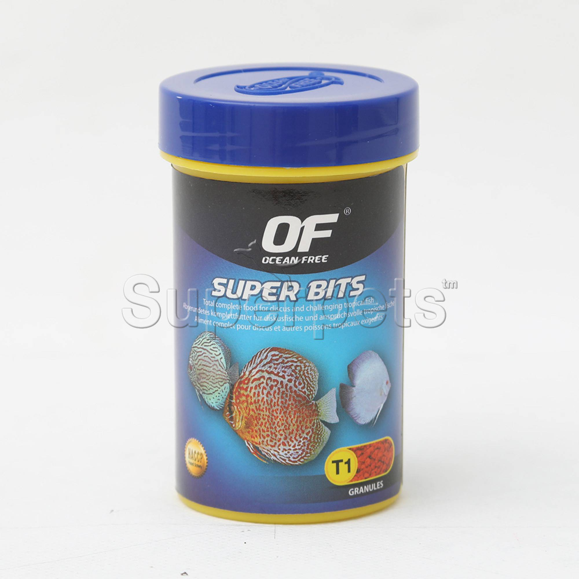 Ocean Free FF437 - Super Bits T1 Granules 110ml (45g)