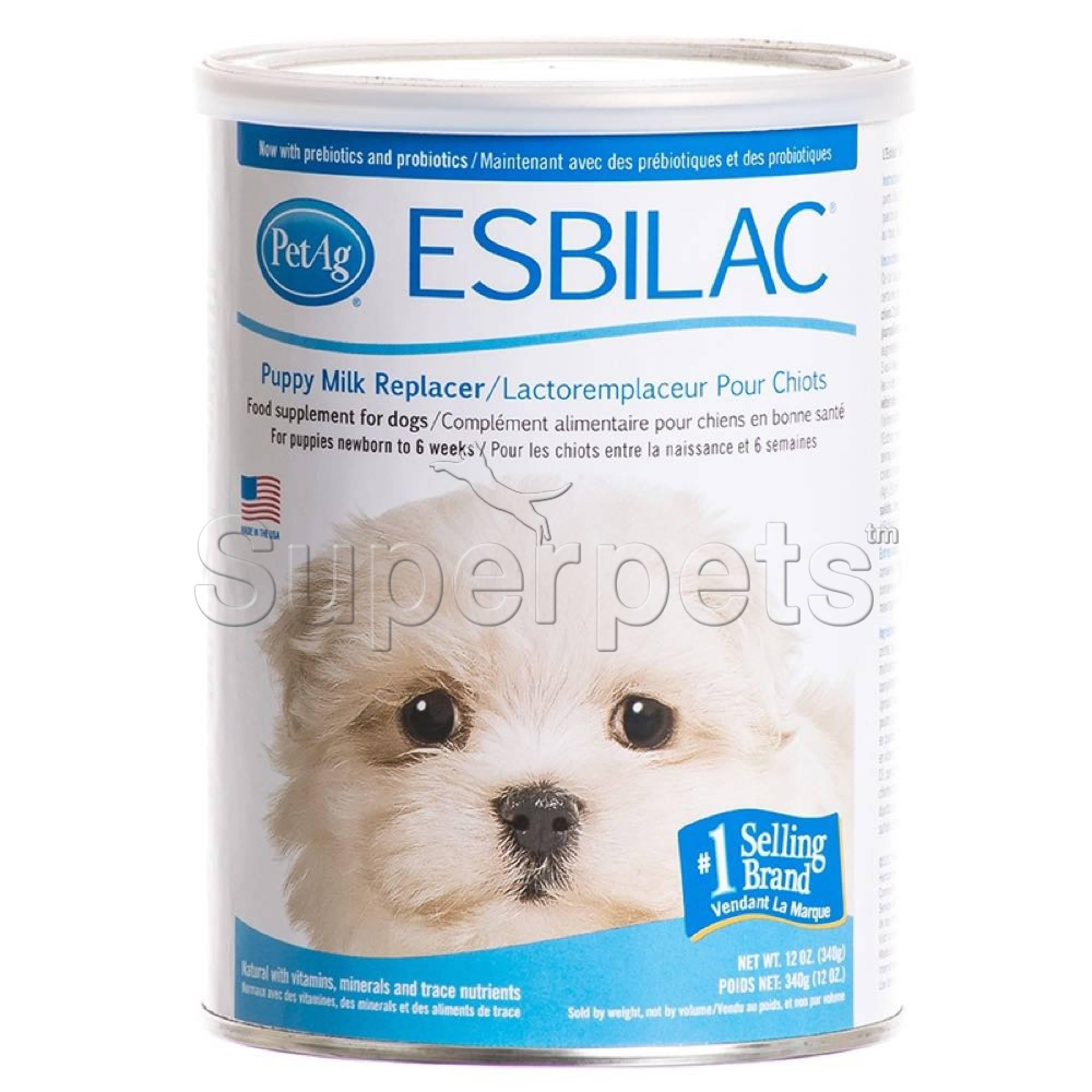 PetAg Esbilac Milk Powder for Dogs 12oz (340g)