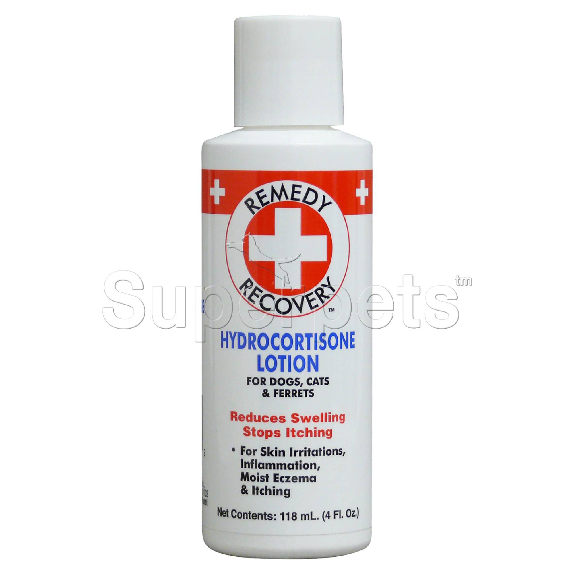 Remedy + Recovery - Hydrocortisone Lotion 118ml (4oz)