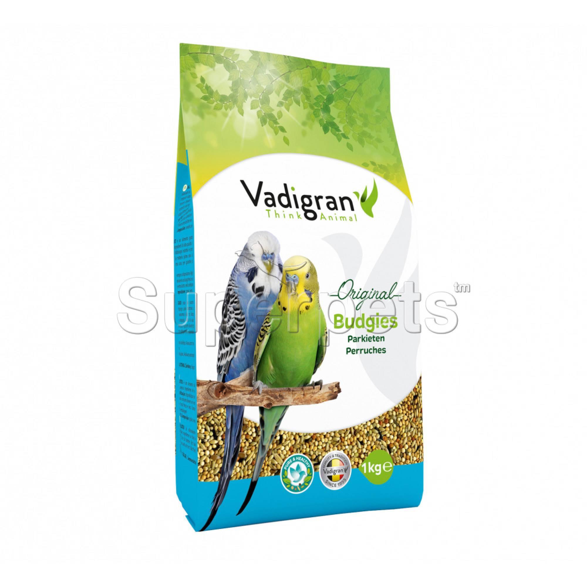 Vadigran Original Budgies 1kg (171)