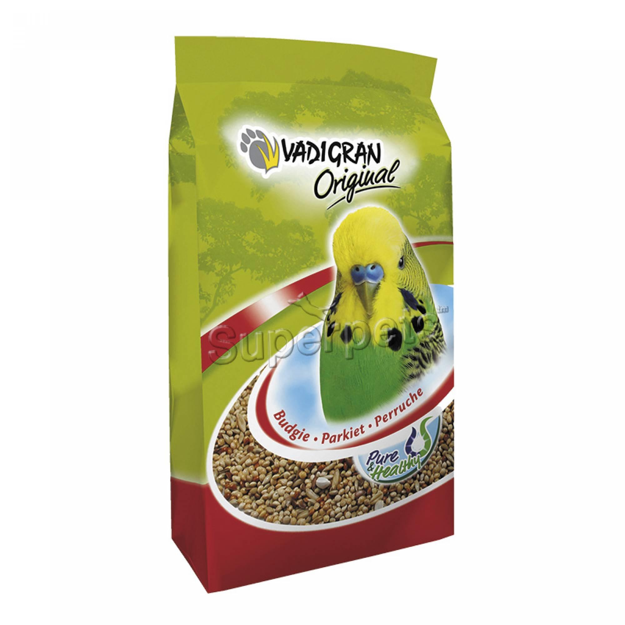 Vadigran Original Budgie 1kg