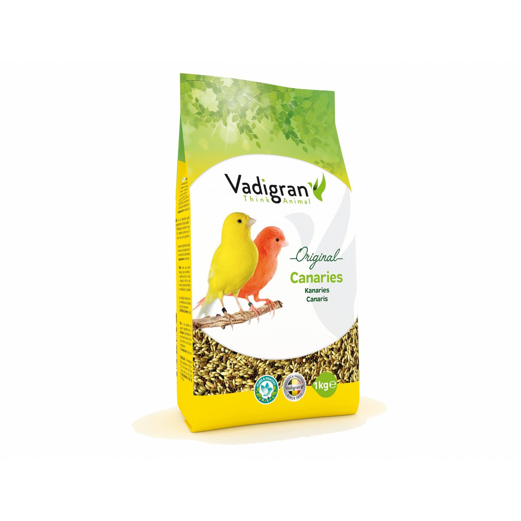 Vadigran Original Canaries 1kg