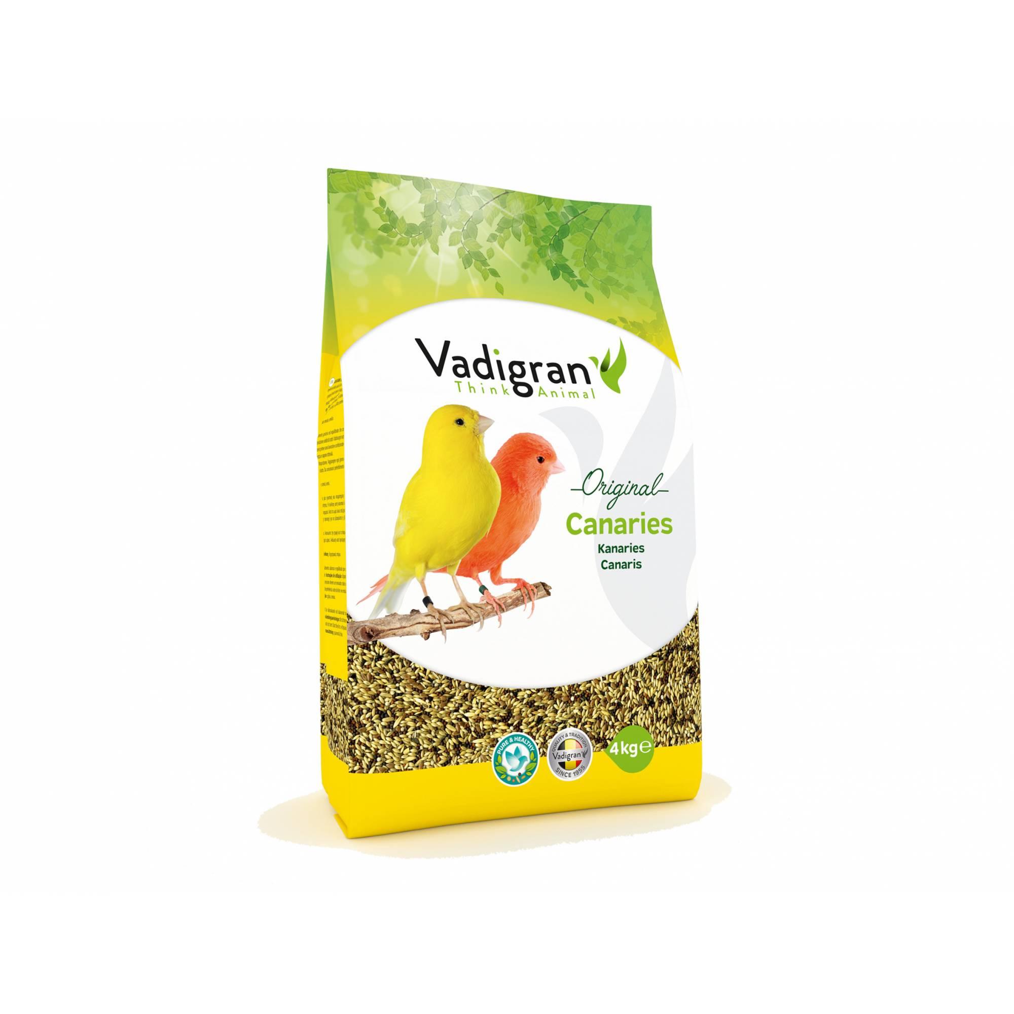 Vadigran Original Canaries 4kg