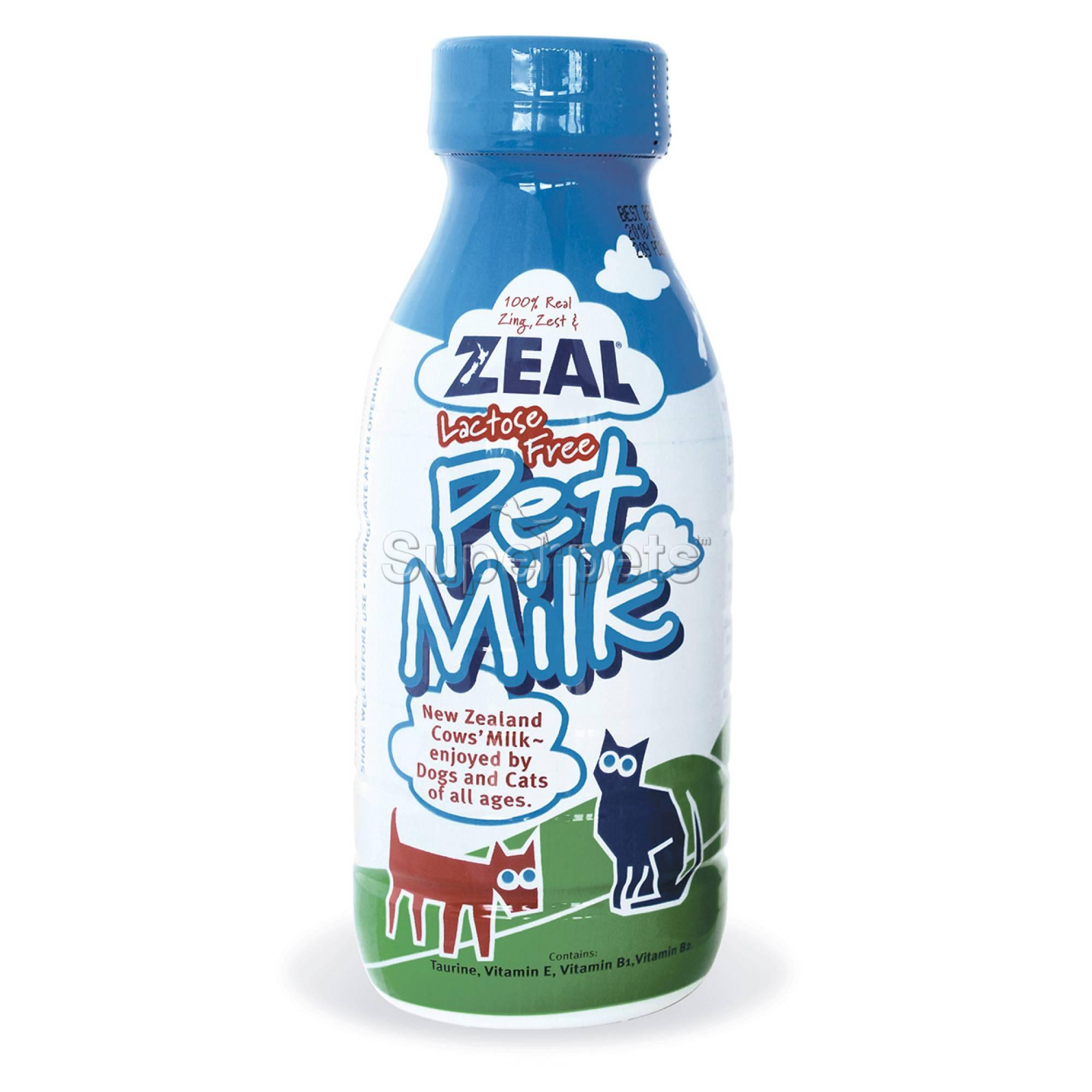Zeal - Pet Milk 380ml
